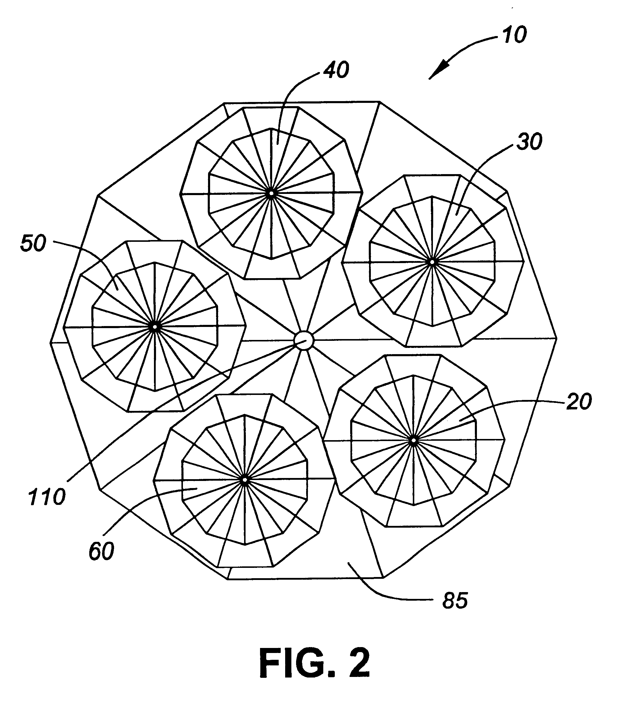 patent us6664938 pentagonal helical antenna array google patents