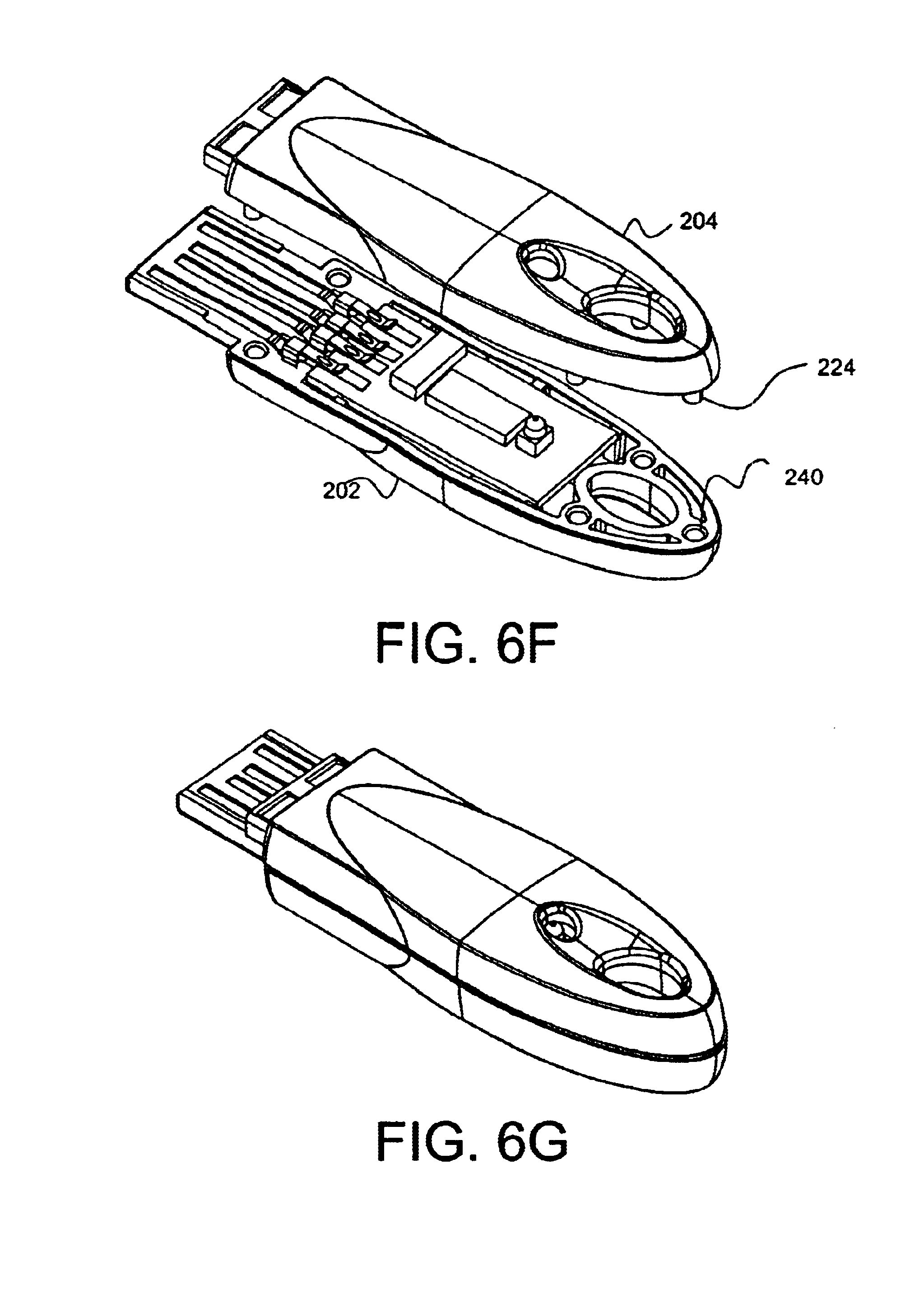 patent us6671808 - usb-compliant personal key