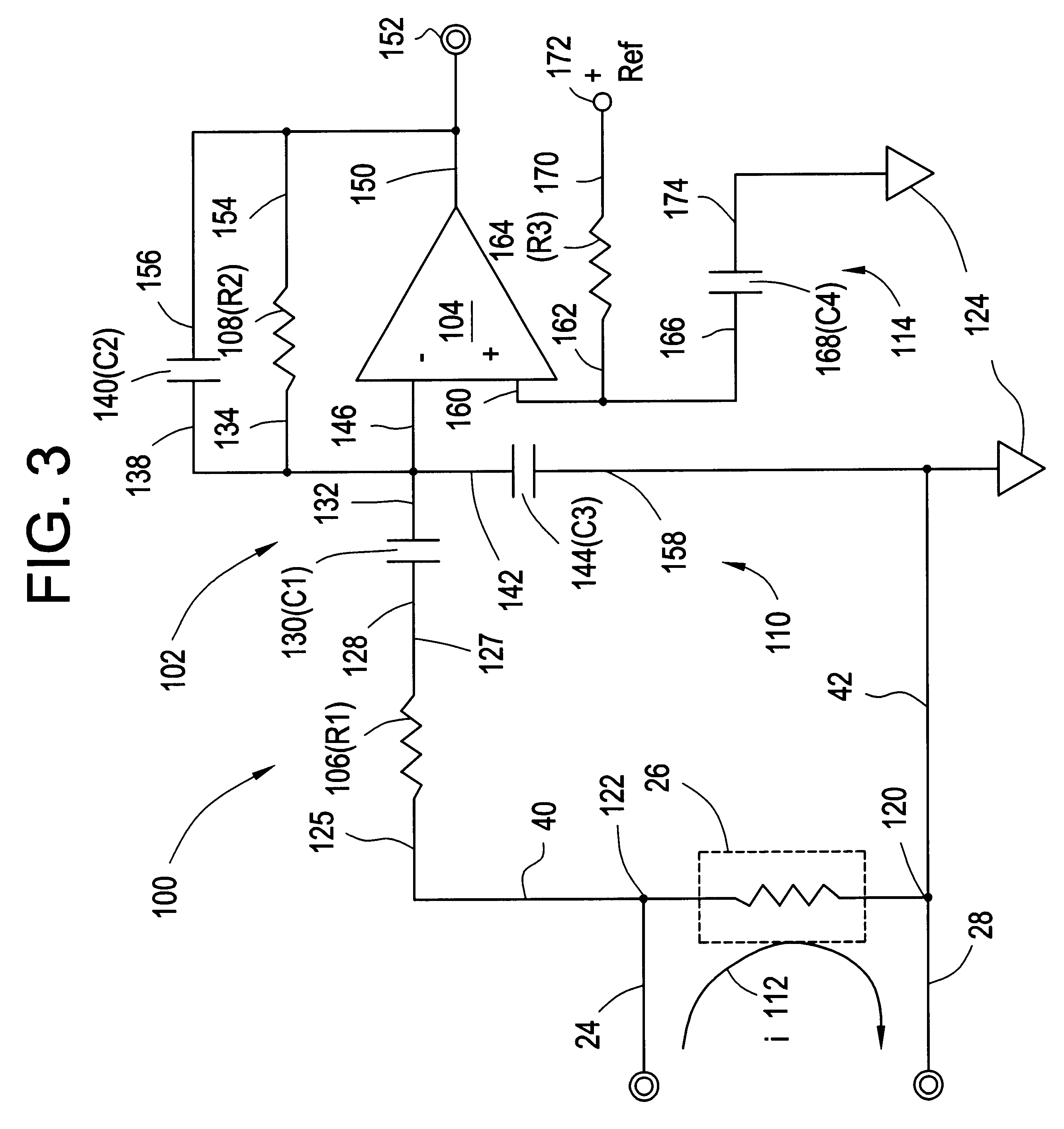 Afci Wiring Methods Diagrams Outlet Diagram Patent Us6678137 Temperature Compensation Circuit For An Square D Receptacle
