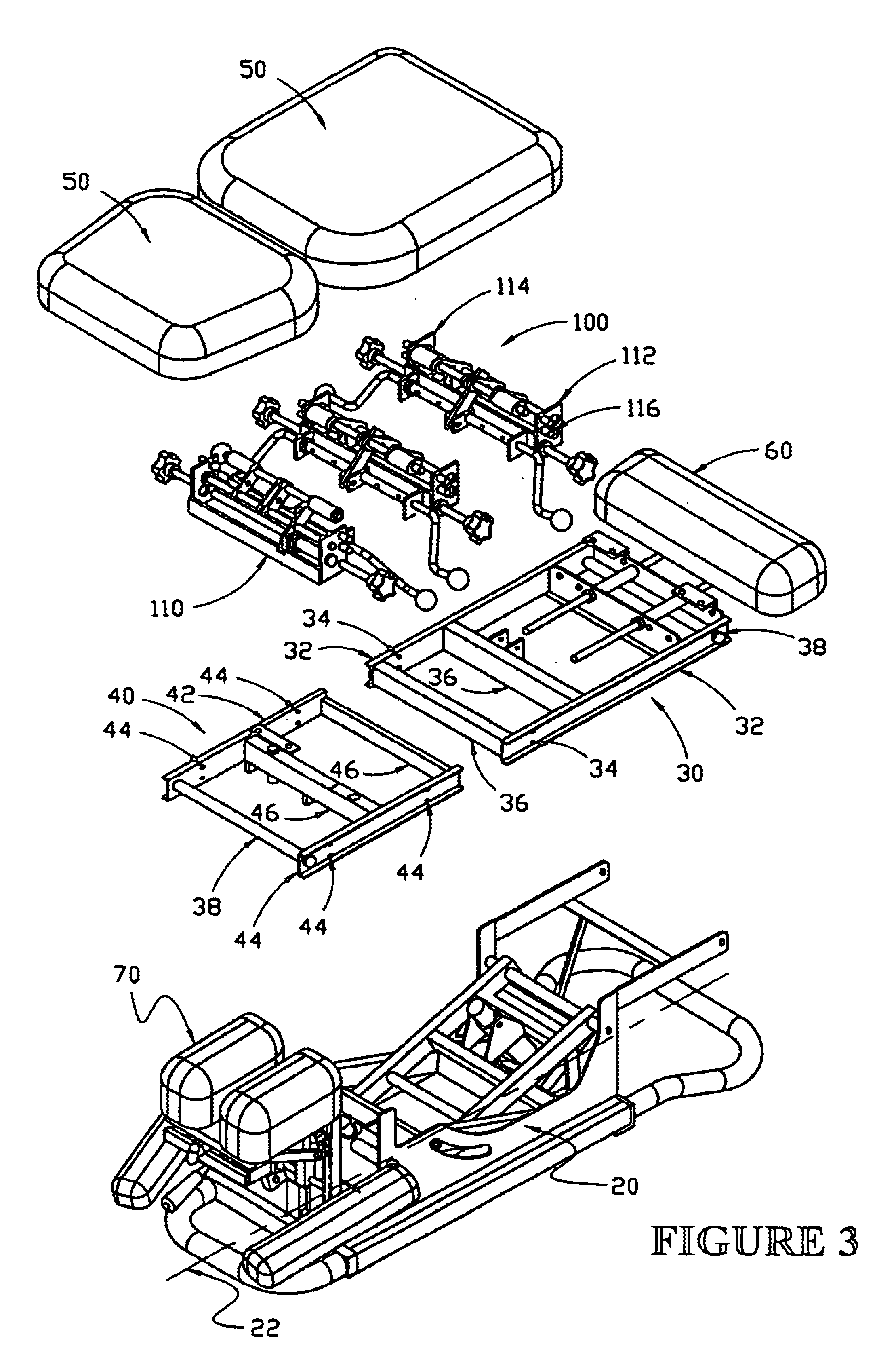 Patent Us6679905 Modular Drop Mechanism For Chiropractic