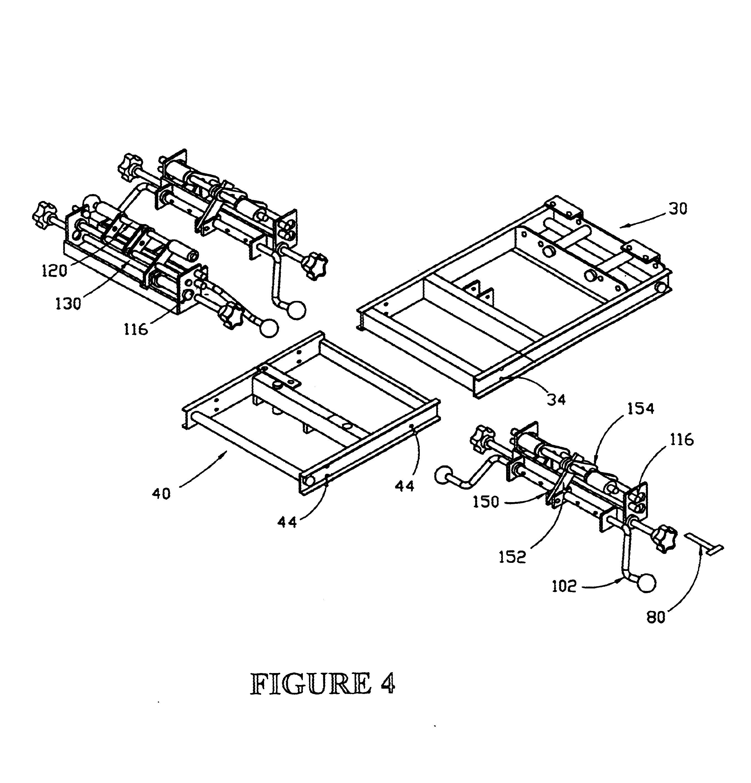 Patent Us6679905 Modular Drop Mechanism For Chiropractic