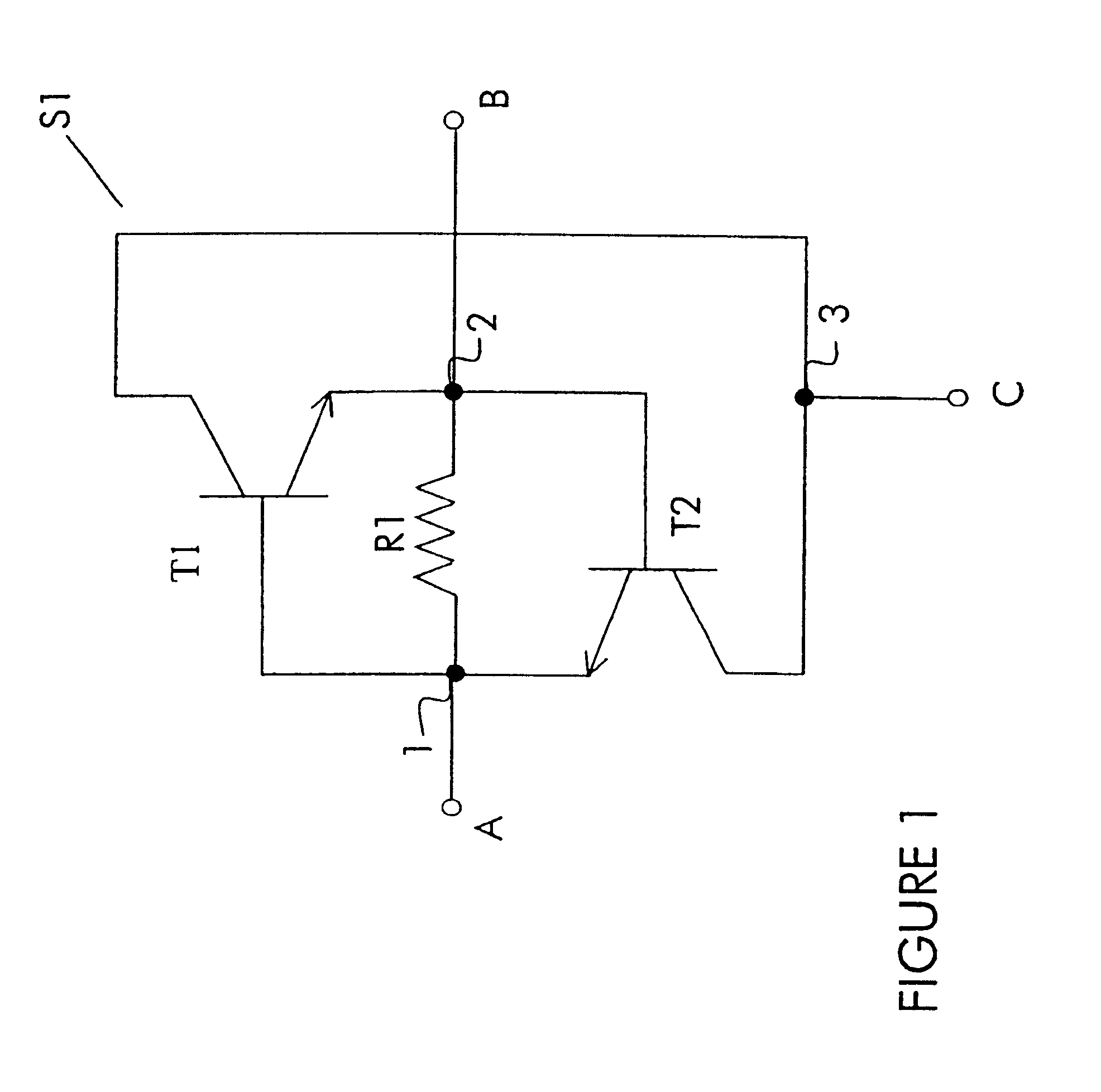 Brevet Us6680641 Bidirectional Bipolar Transistor Switch
