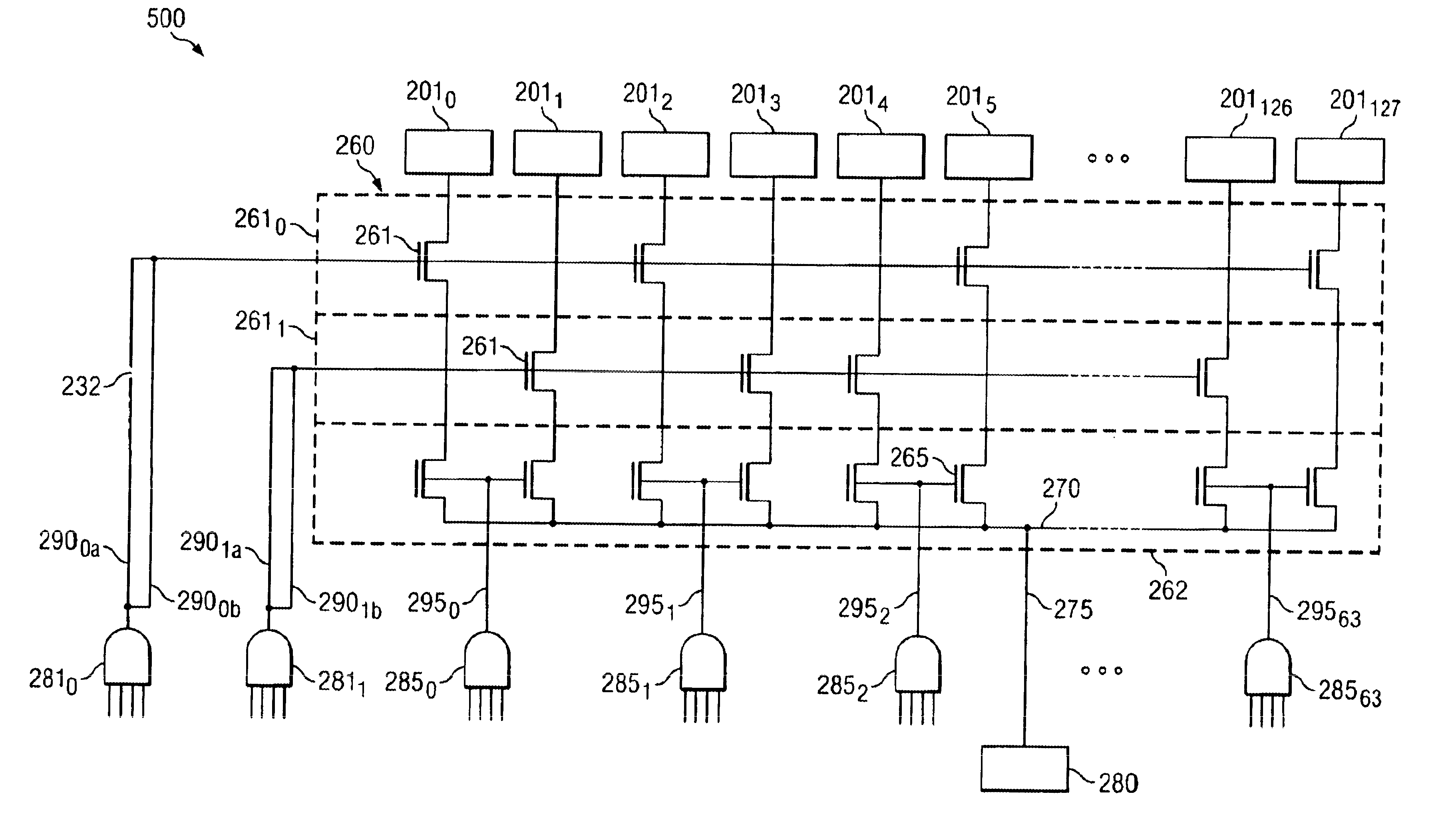 Patent Us6680857 Unit Architecture With Implemented Limited Bank Logic Diagram Of 8085 Drawing