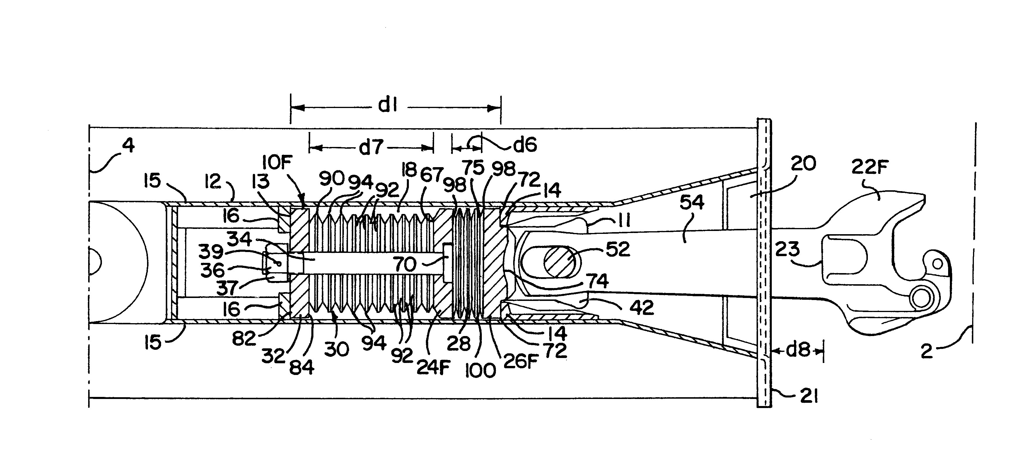 Patent Us6681943 Railcar Draft Gear Assembly And System Google I5 Engine Diagram Drawing
