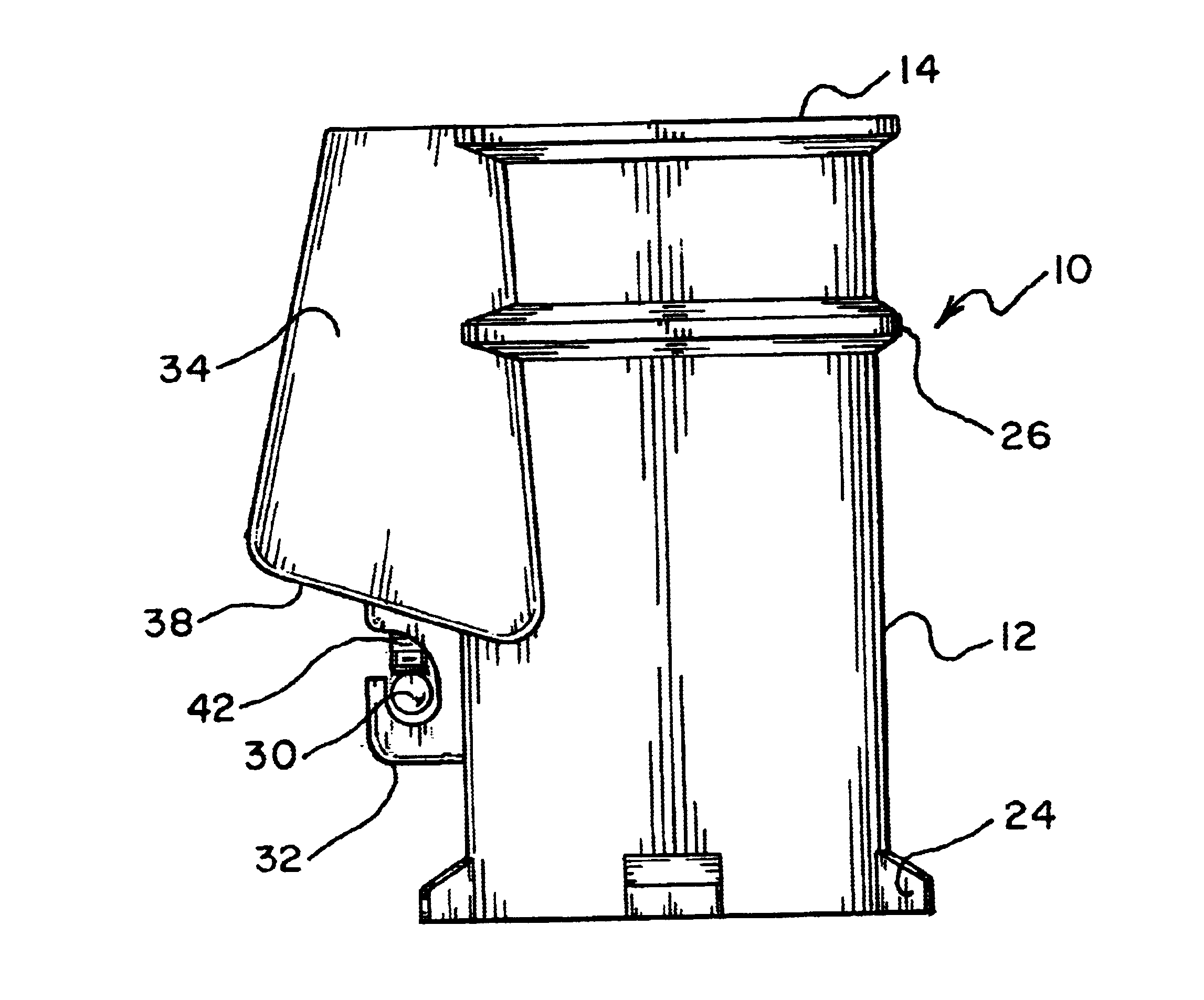 patent us6684588 - bonded swimming pool ladder anchor socket