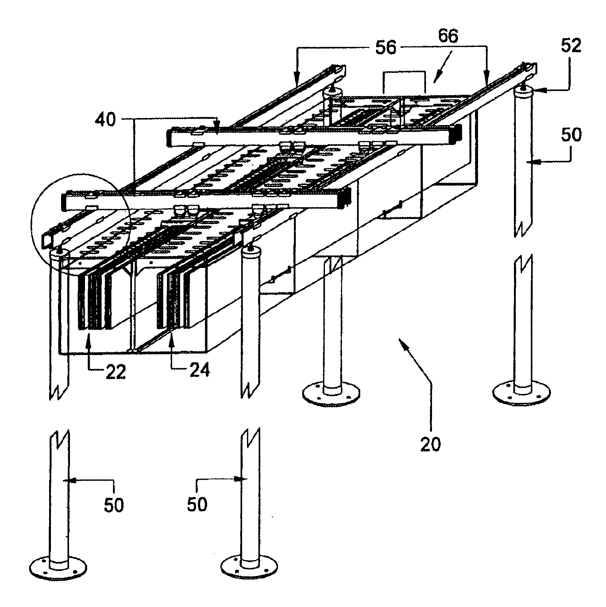 Heat Duct Supports : Patent us electrical bus duct system with heat