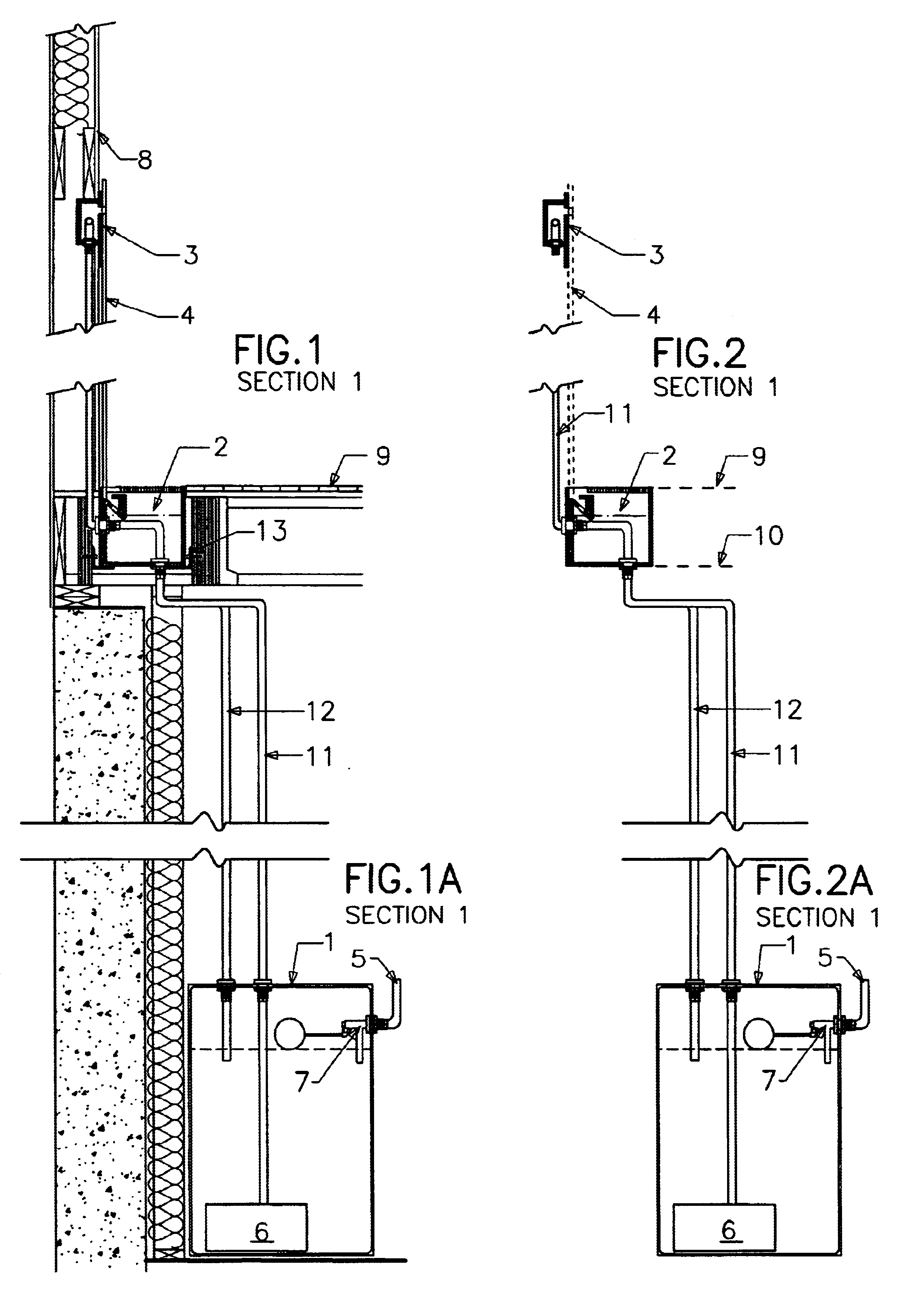 Patent Us6695221 Indoor Waterfall System Google Patents