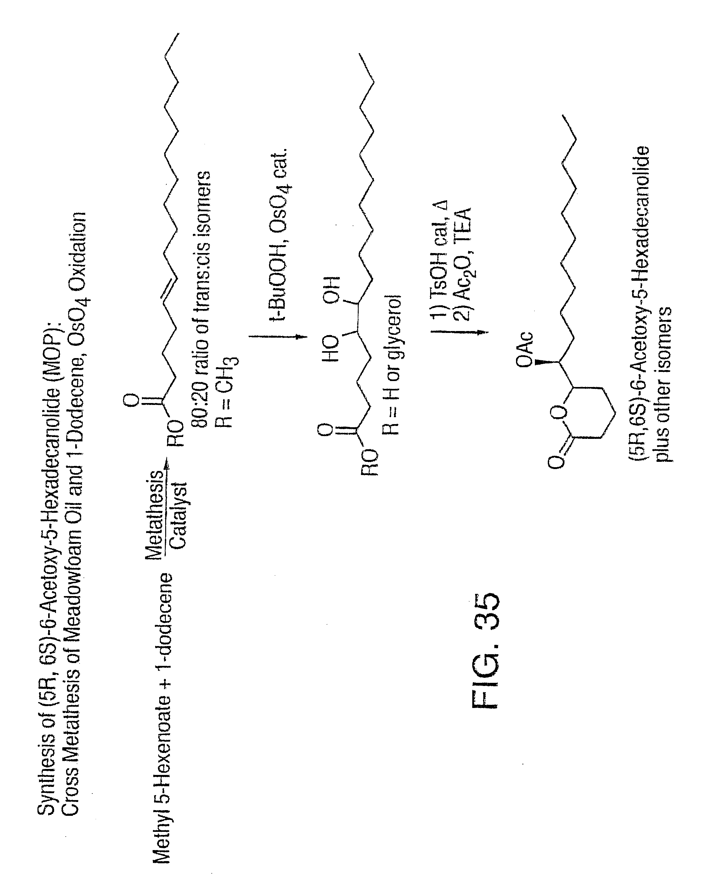 grubbs cross metathesis of eugenol A modified experimental procedure for the one-step synthesis of eugenol with cis -2-butene-1, 4-diol is described the procedure, suitable for the undergraduate.