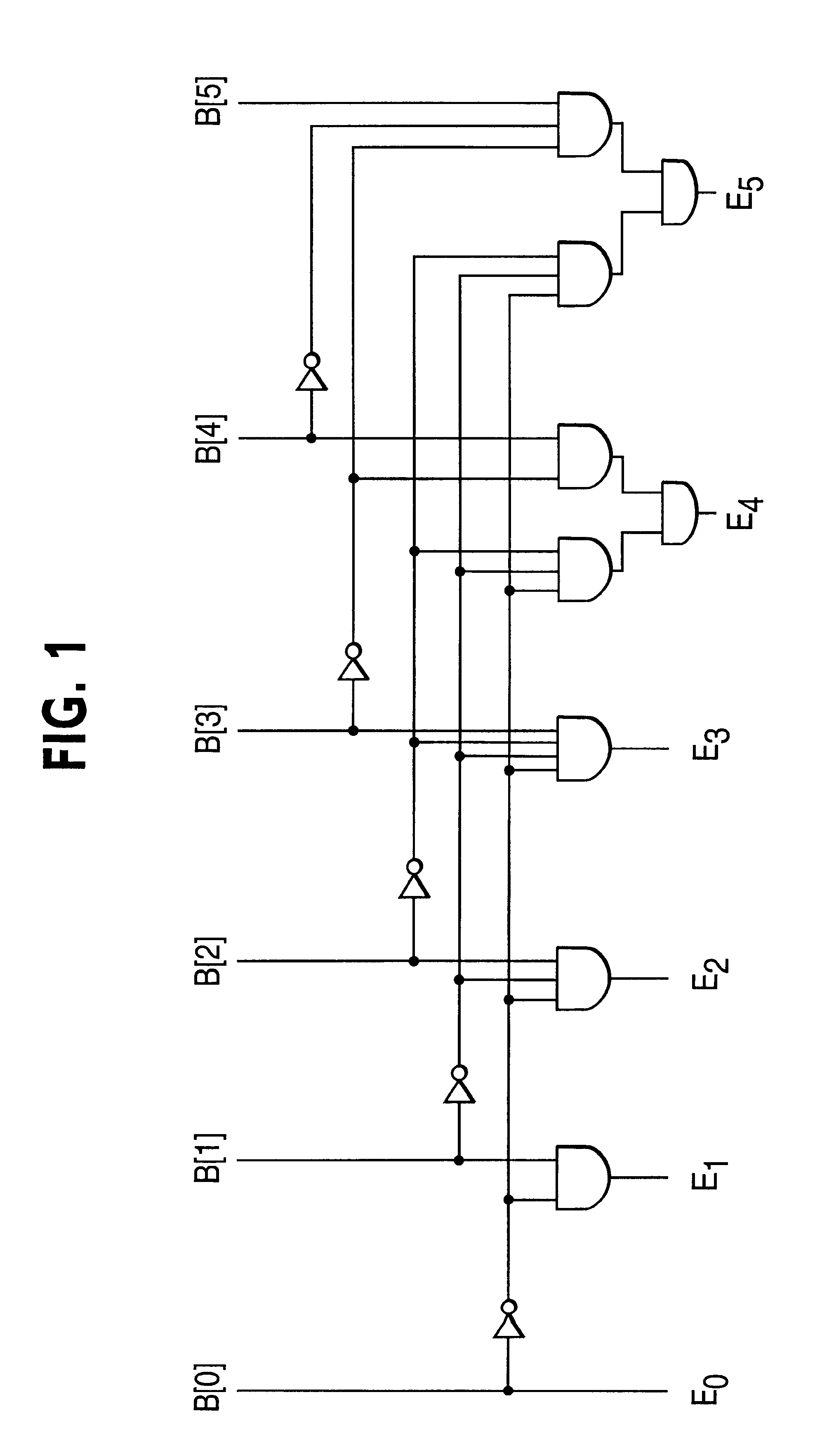 Patent Us6696988 Method And Apparatus For Implementing Circular Logic Diagram Of Priority Encoder Drawing