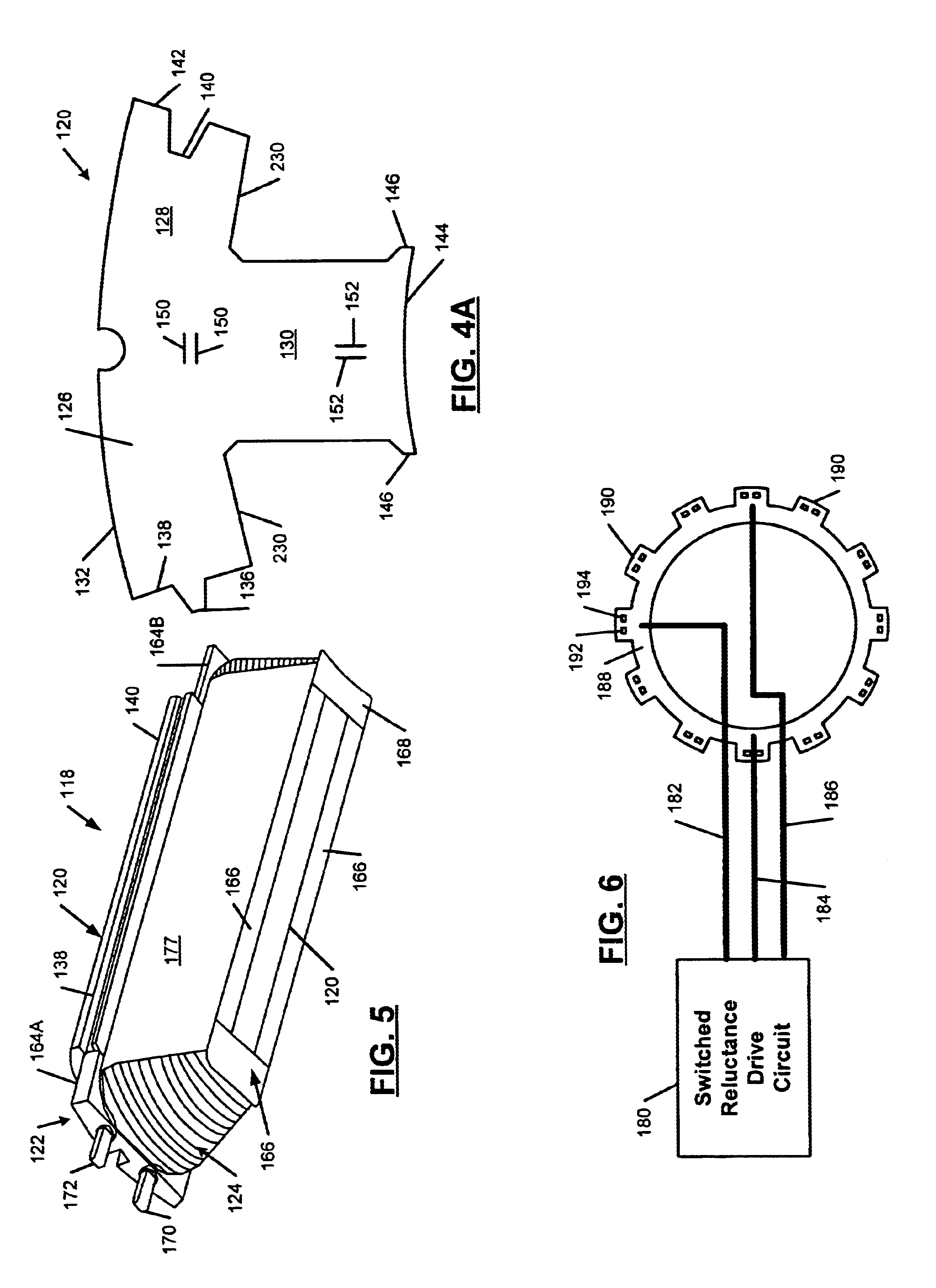 Patent Us6700284 Fan Assembly Including A Segmented Stator Voltage Control Of An Induction Motor Circuit Globe Drawing