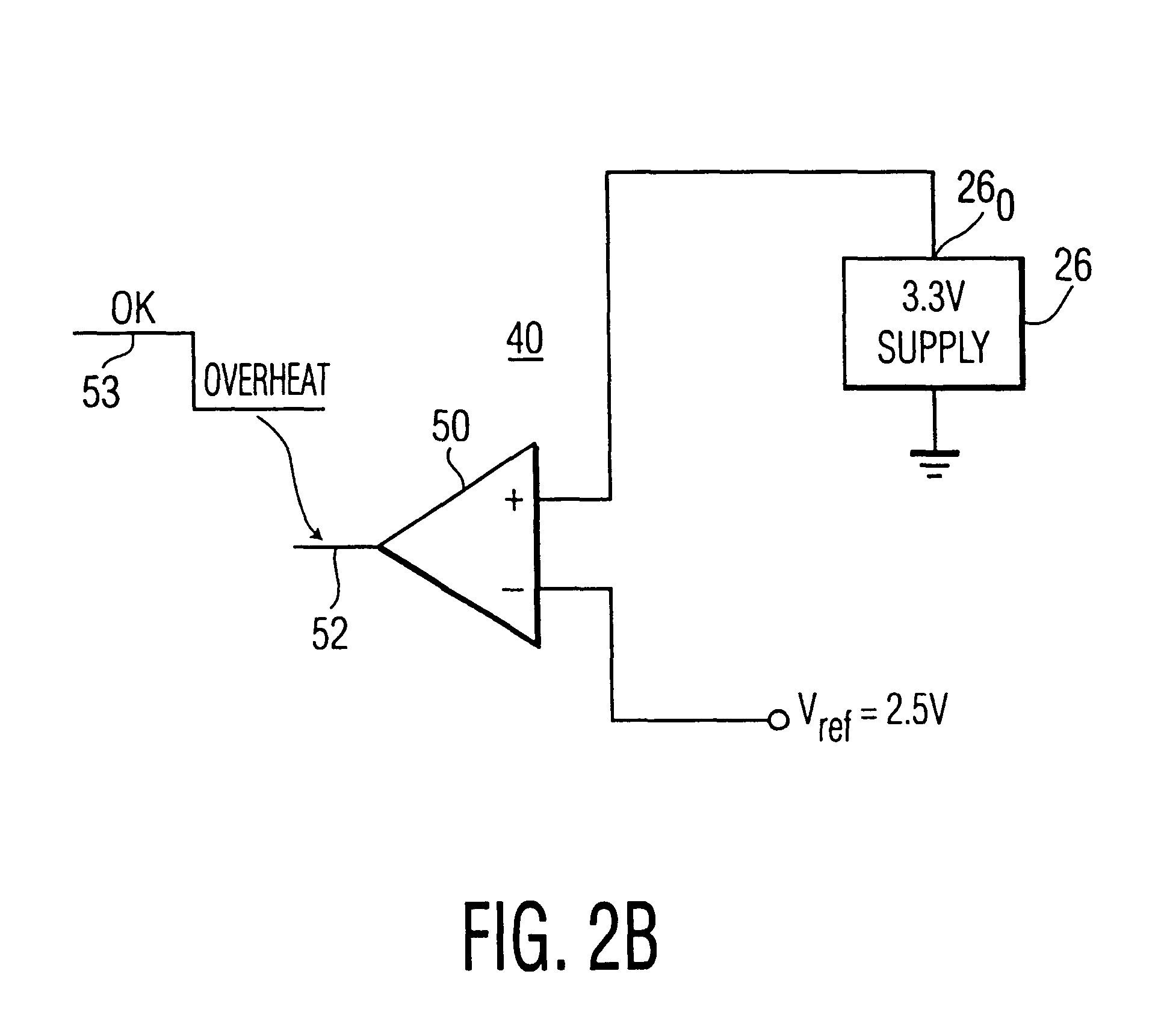 Patent Us6700763 Protected Dual Voltage Microcircuit Power Simple Current Limiter Protects Opencollector Circuit Drawing