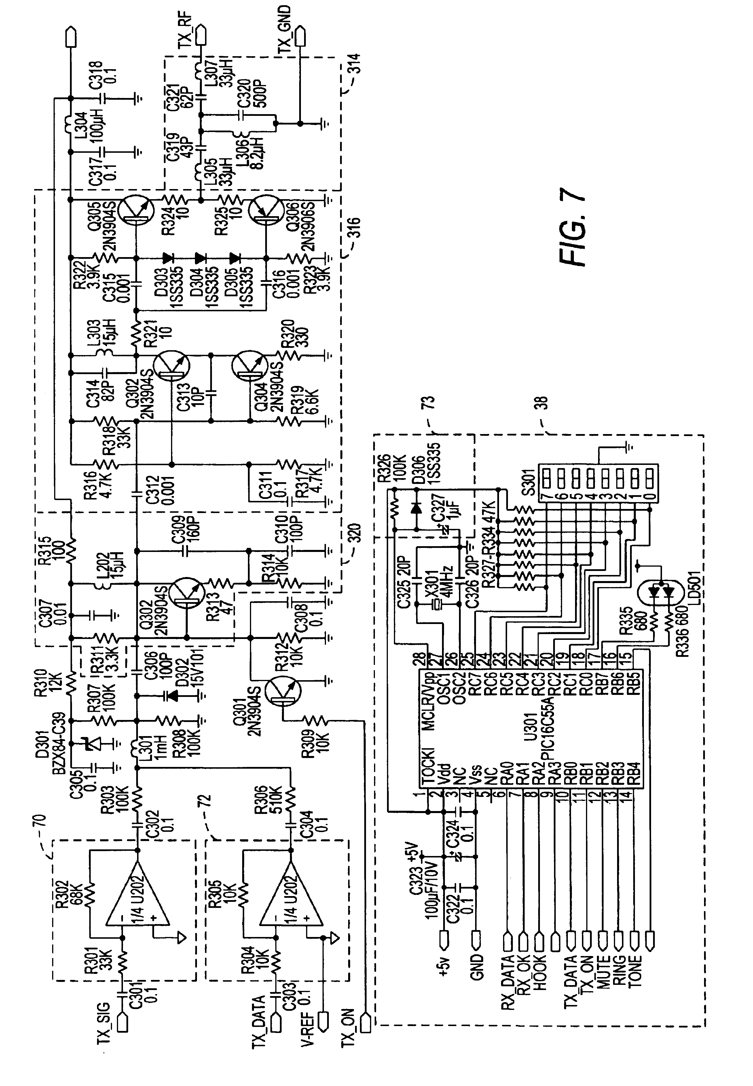 patent us6704414 - telephone line extension