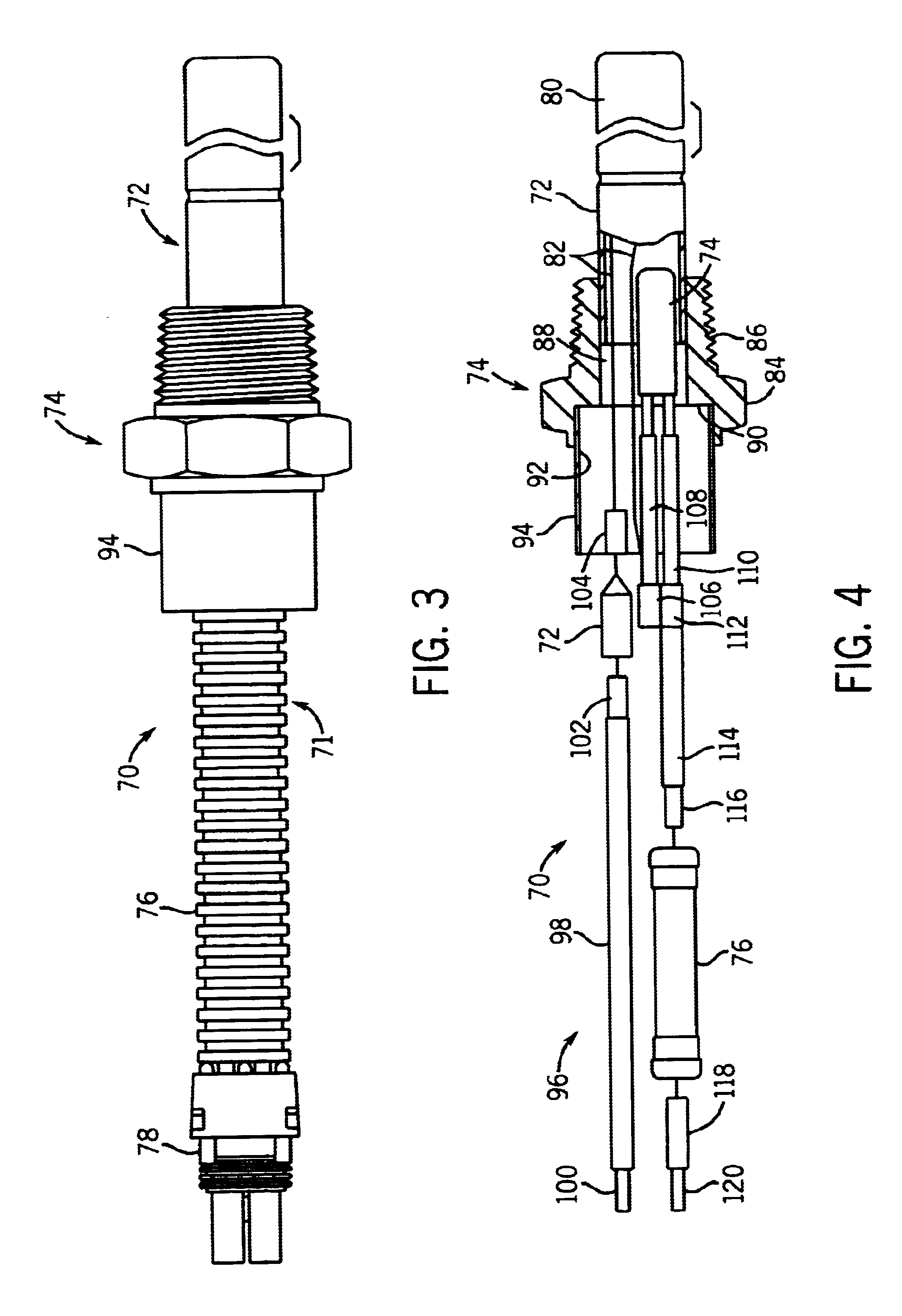 patent us6707370 - thermal switch and heater