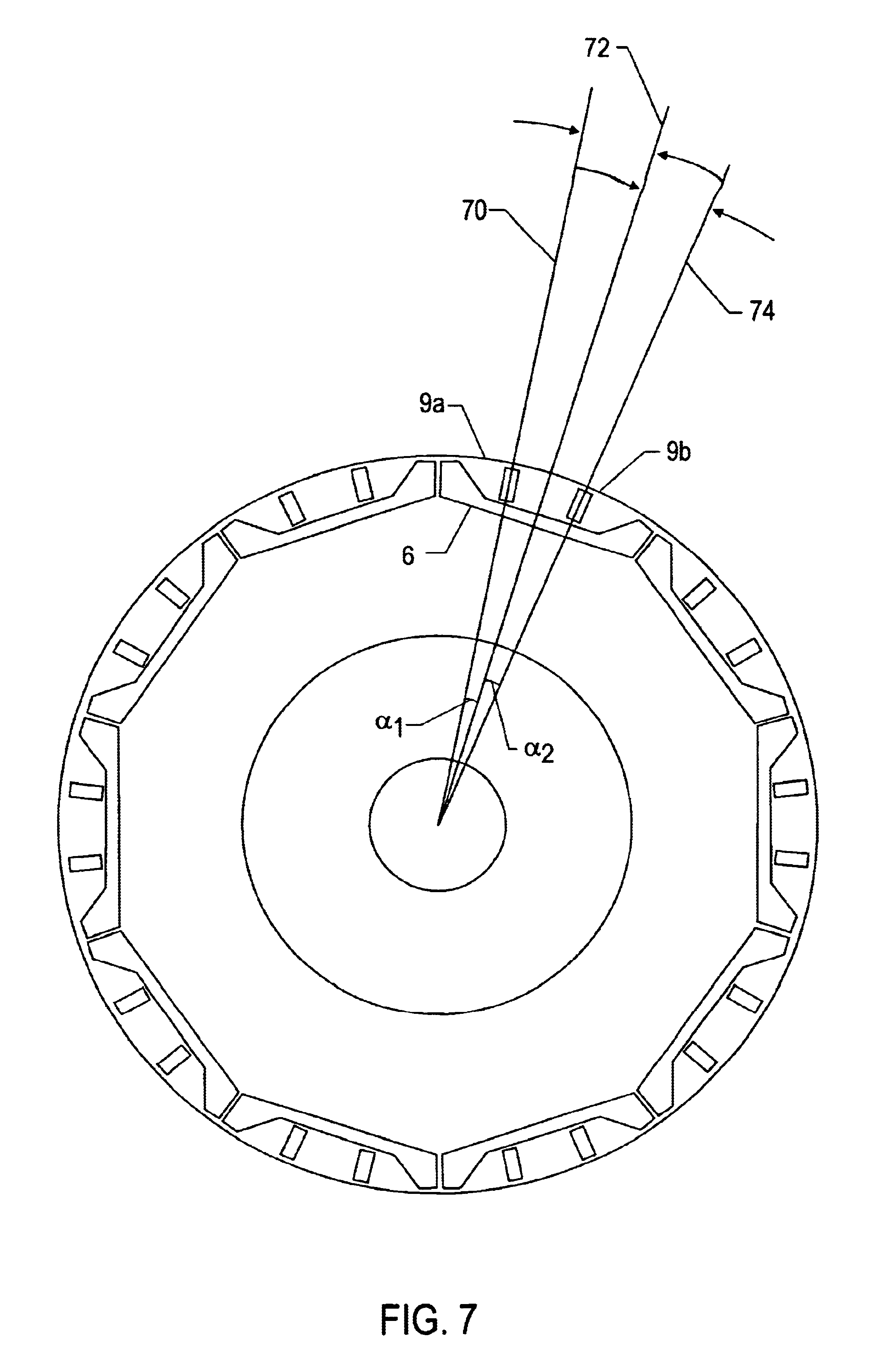 Patent Us6717314 Interior Permanent Magnet Motor For Use In Washing Machines Google Patents