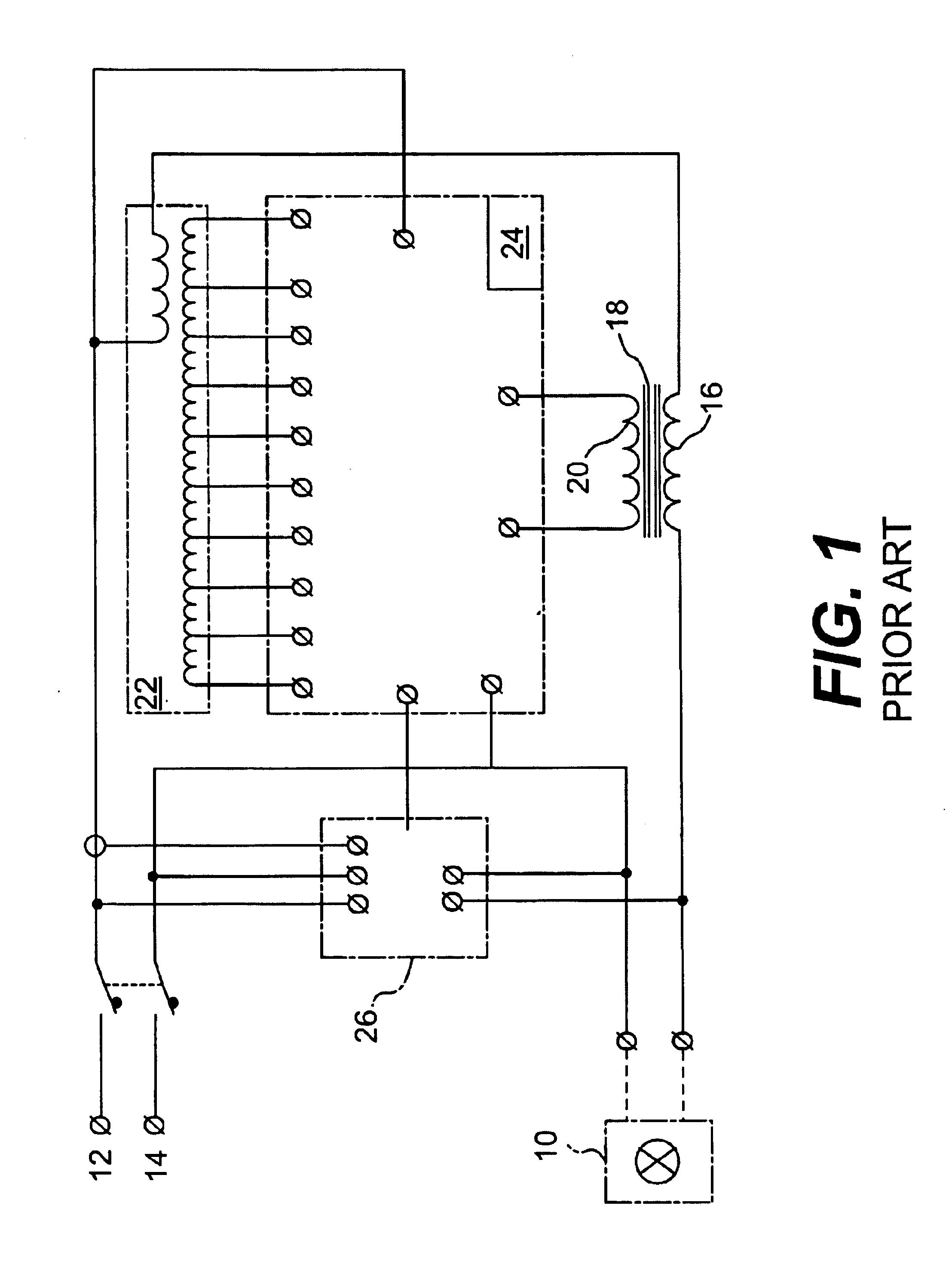 Patent Us6718213 Variable Base Load Energy Management System And 277 Volt Light Wiring Diagram In Addition Hoa Switch Drawing