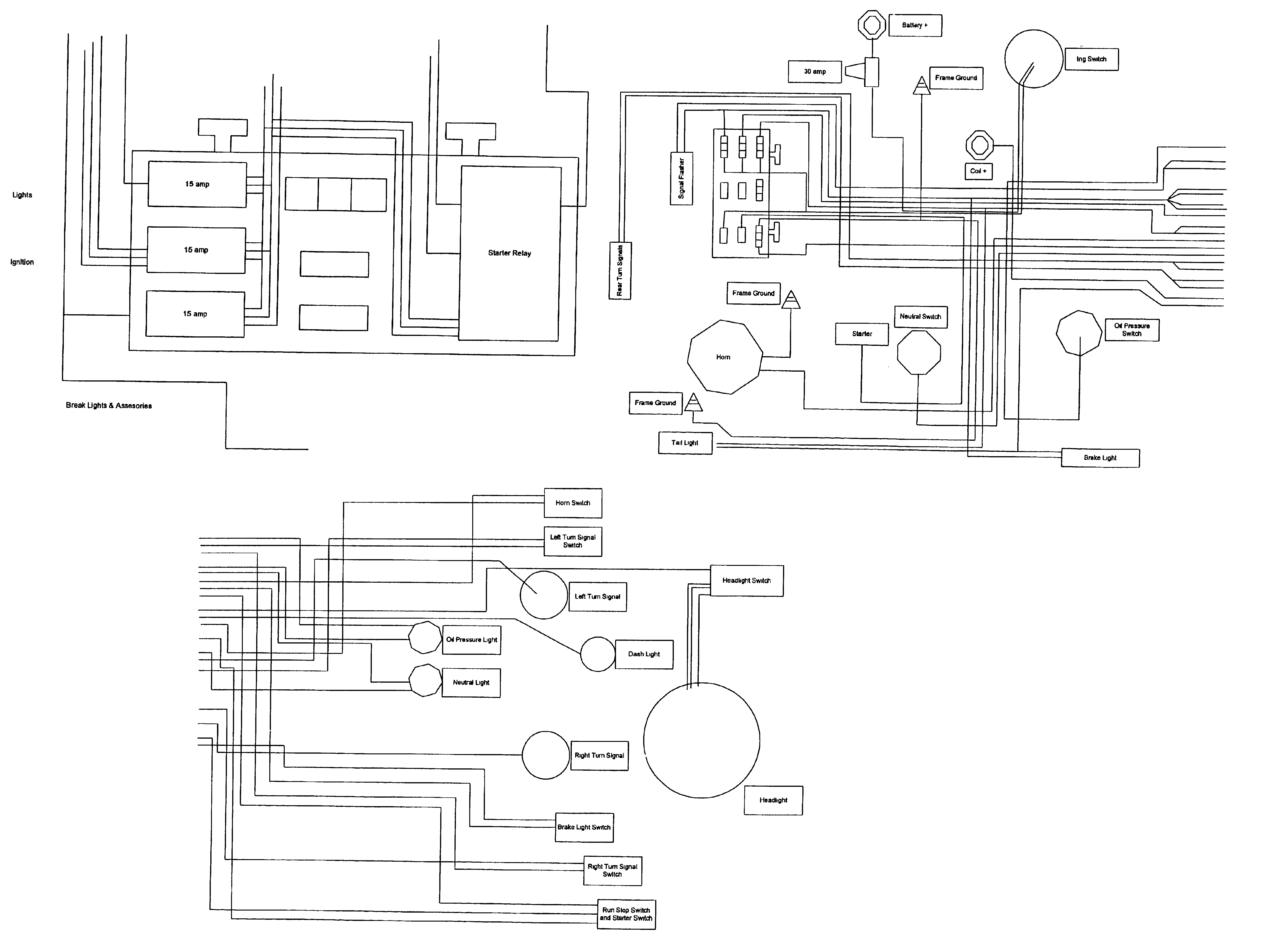 US06720672 20040413 D00000 patent us6720672 motorcycle wiring harness google patents Wiring Harness Diagram at virtualis.co