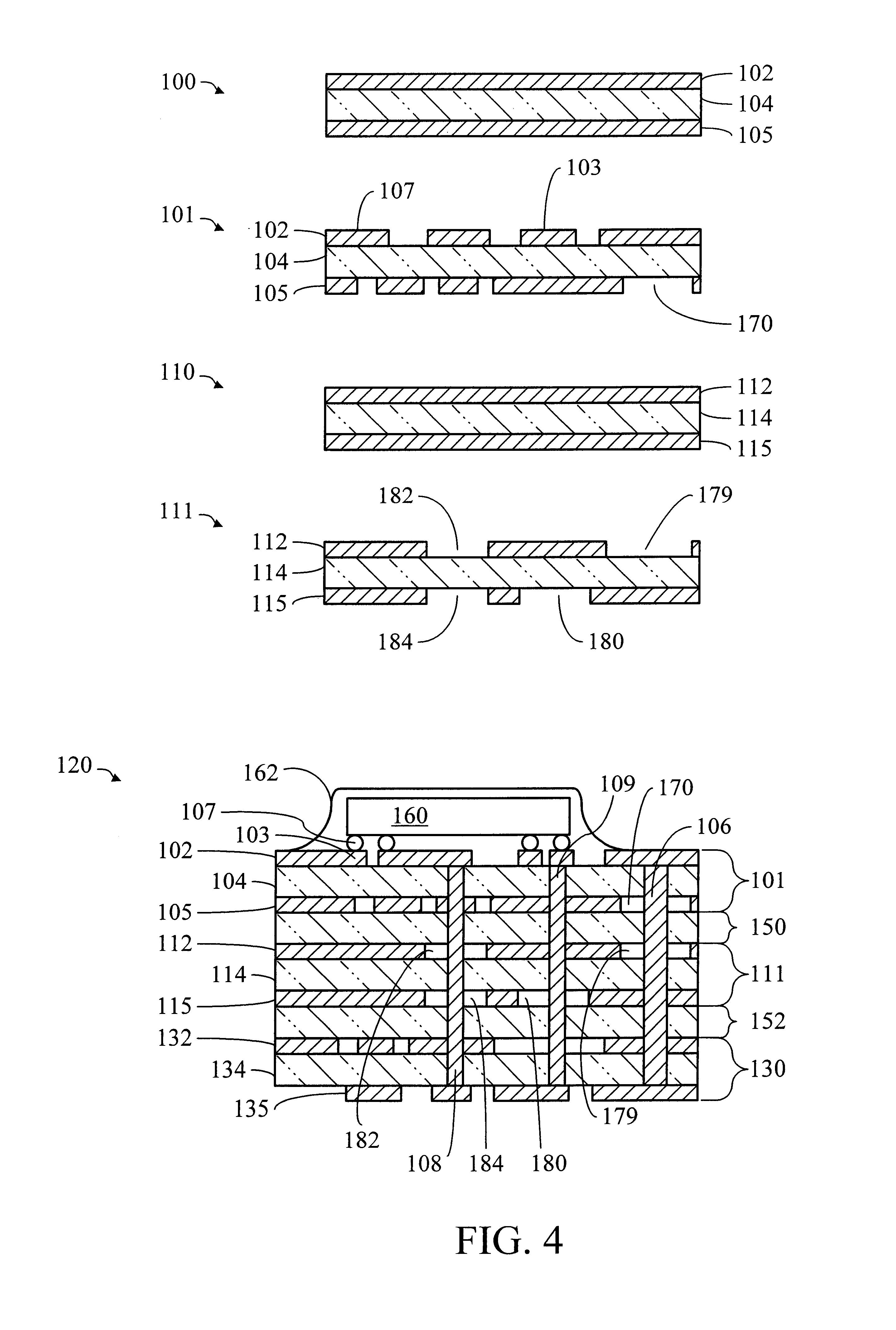 Patent Us6722031 Method For Making Printed Circuit Board