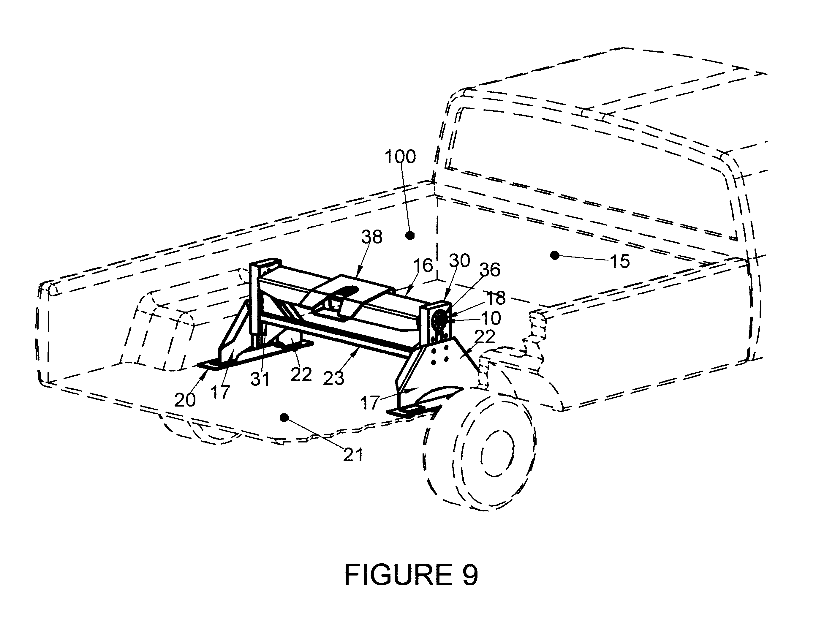 patent us6726396 - shock absorber for fifth wheel trailer hitch