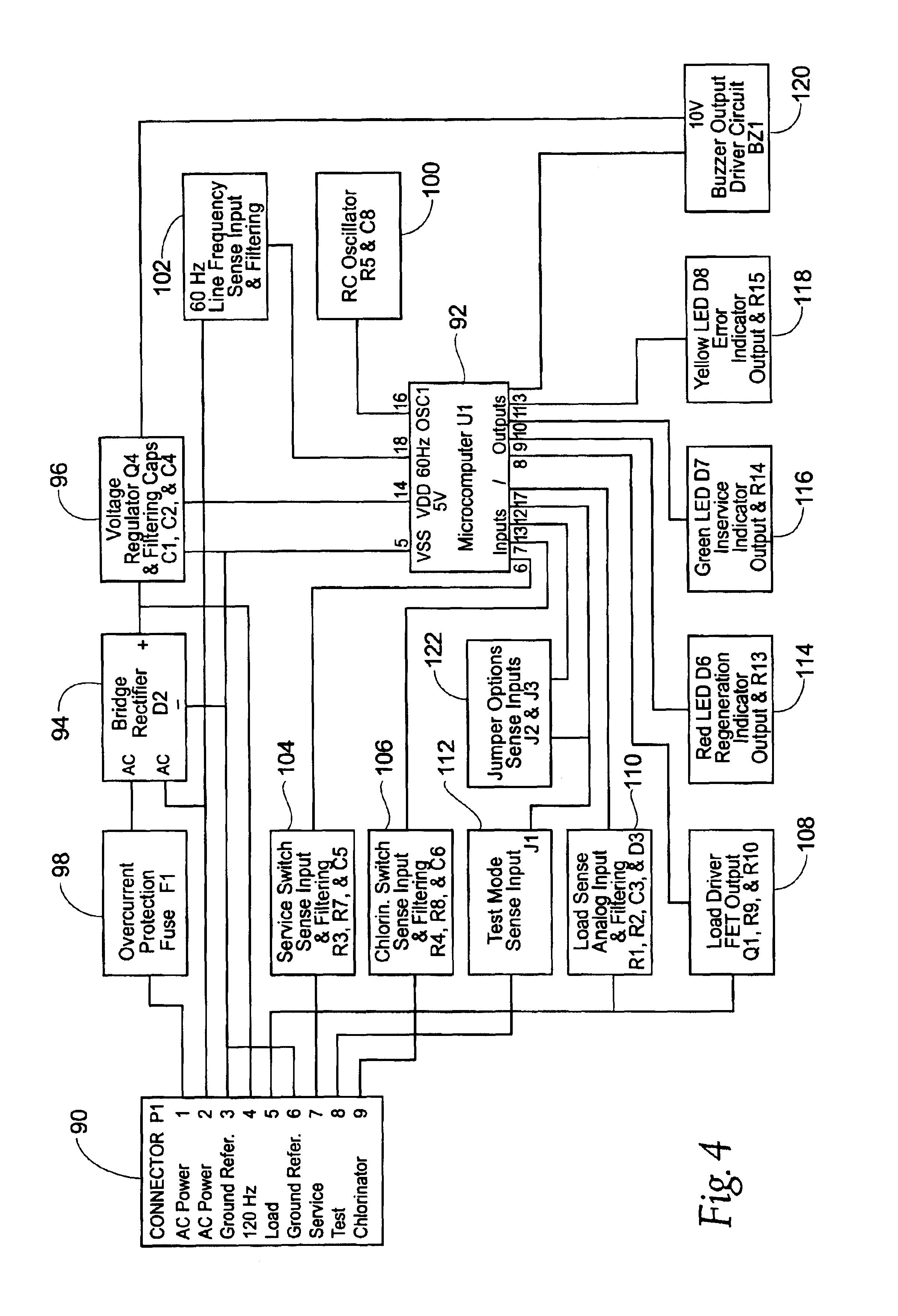 patent us6726817 - chlorinator controller