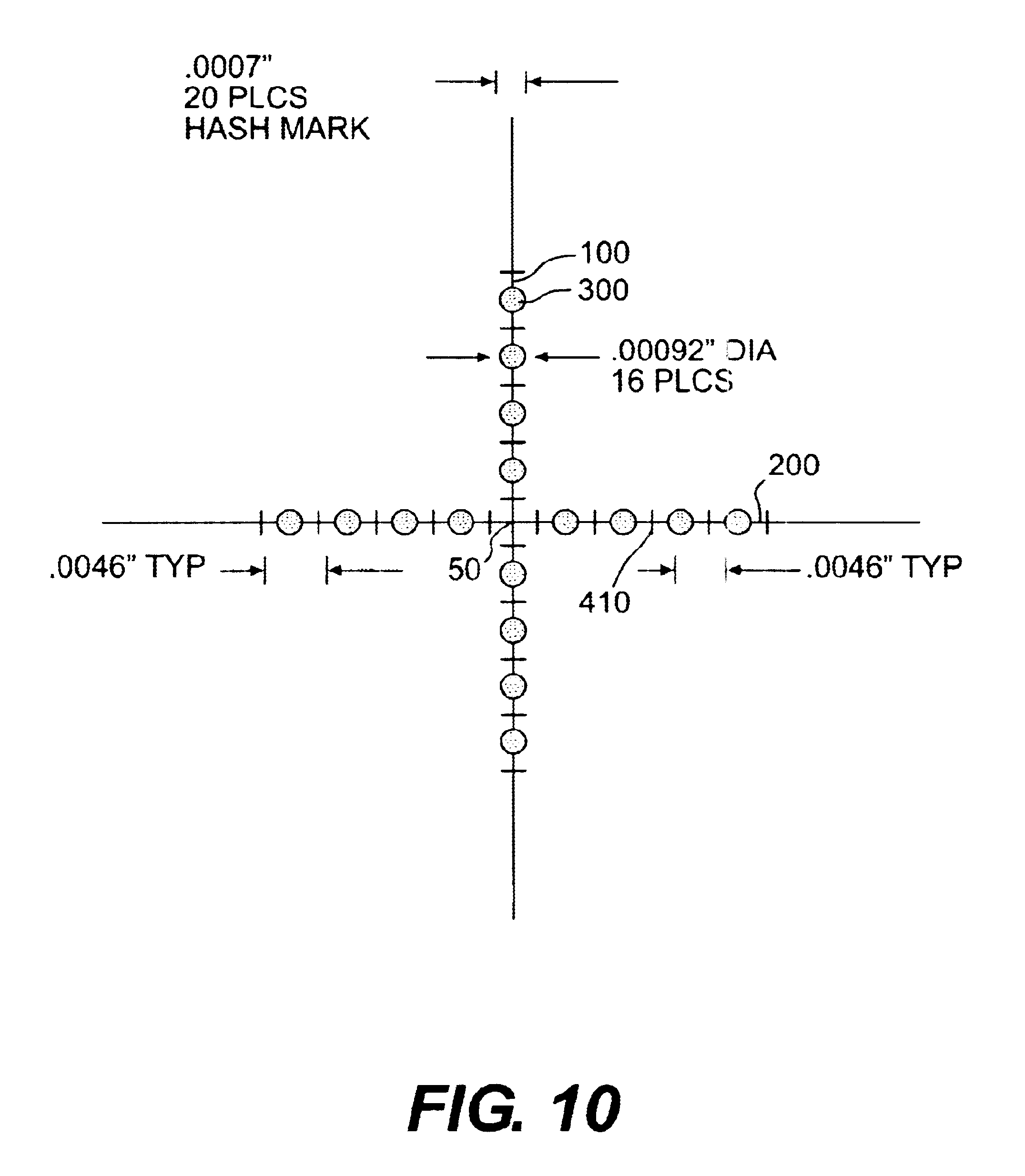 patent us6729062 mil dot reticle and method for producing the