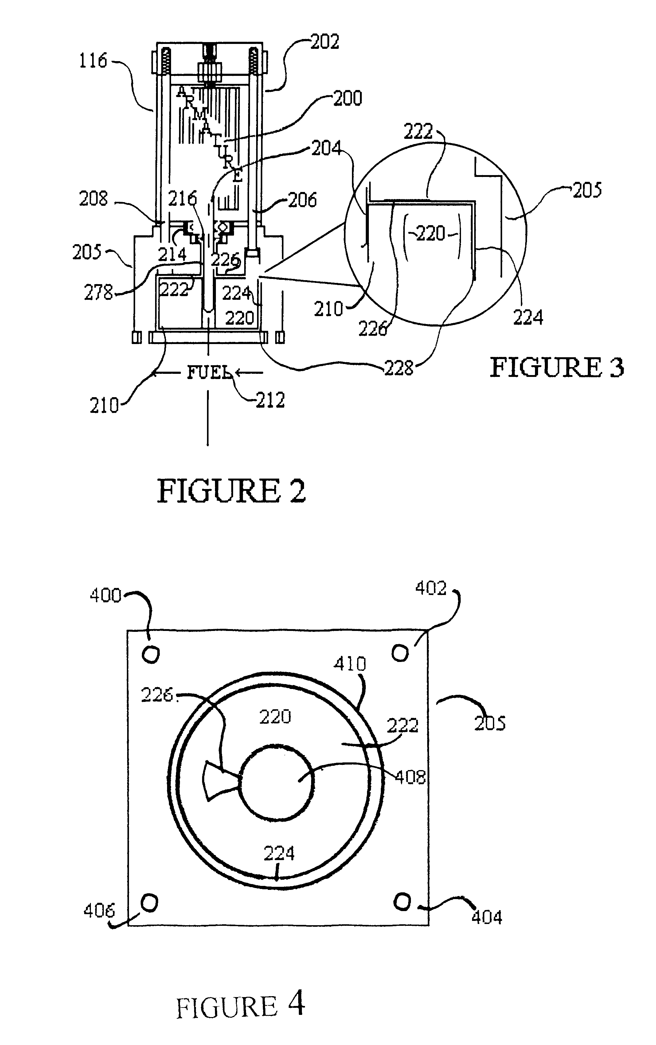 patent us6729310 - fuel delivery system