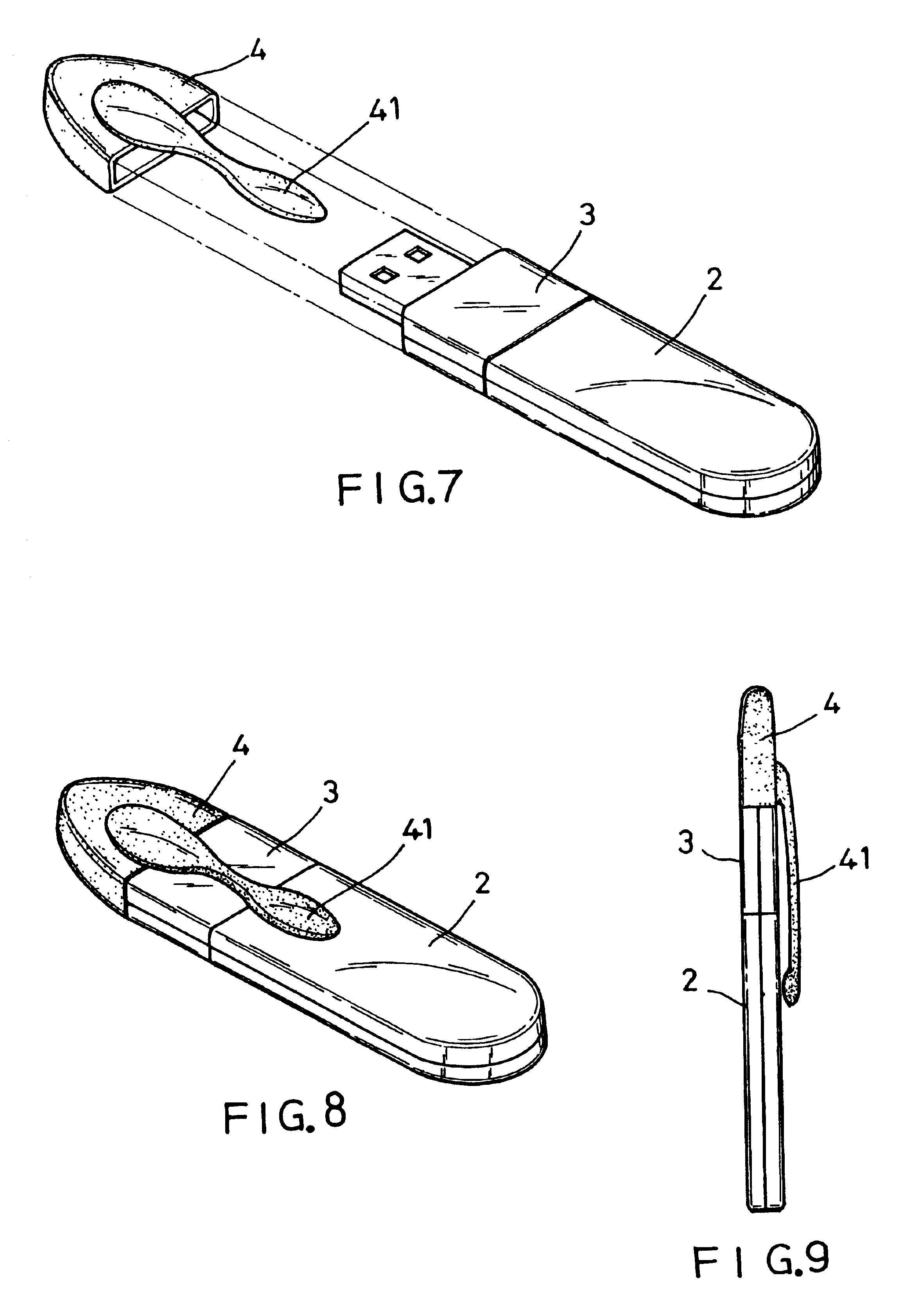 patent us6733329 - usb flash drive