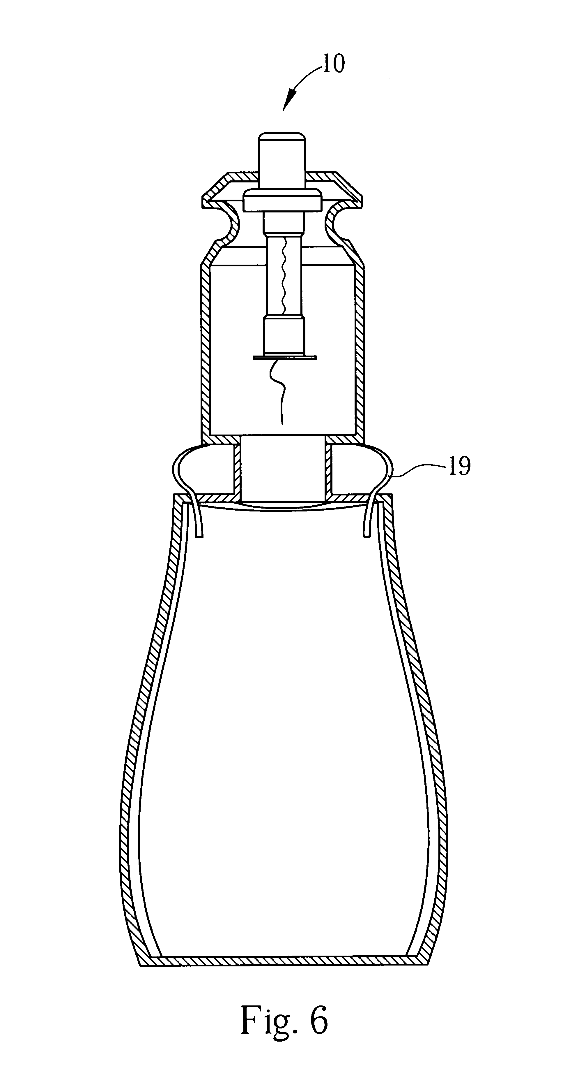 US06733342 20040511 D00004 patent us6733342 cigarette lighter plug that can be inserted cigarette lighter diagram at edmiracle.co