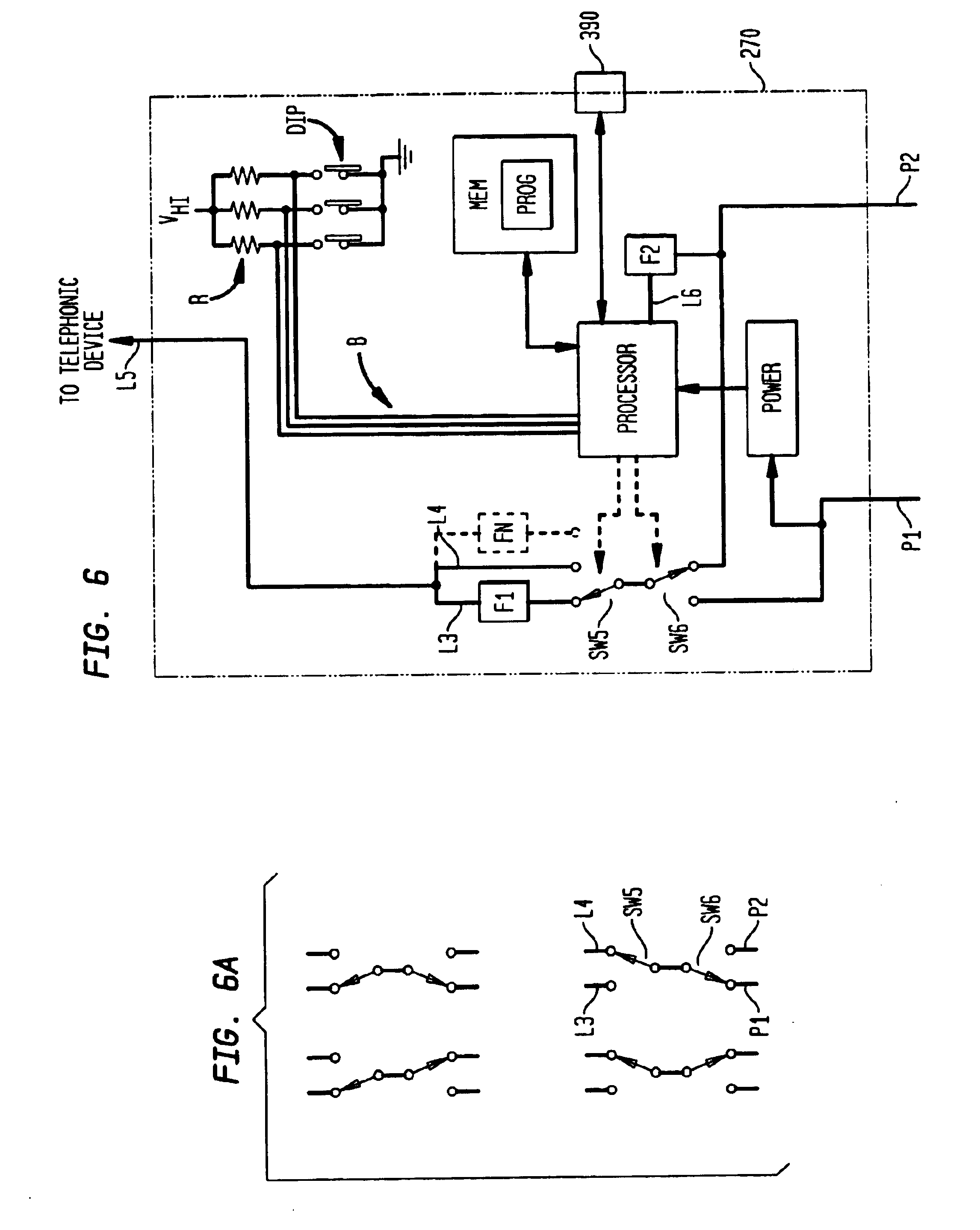 patent us6744786 method and apparatus for using telephone house wiring for voice data network