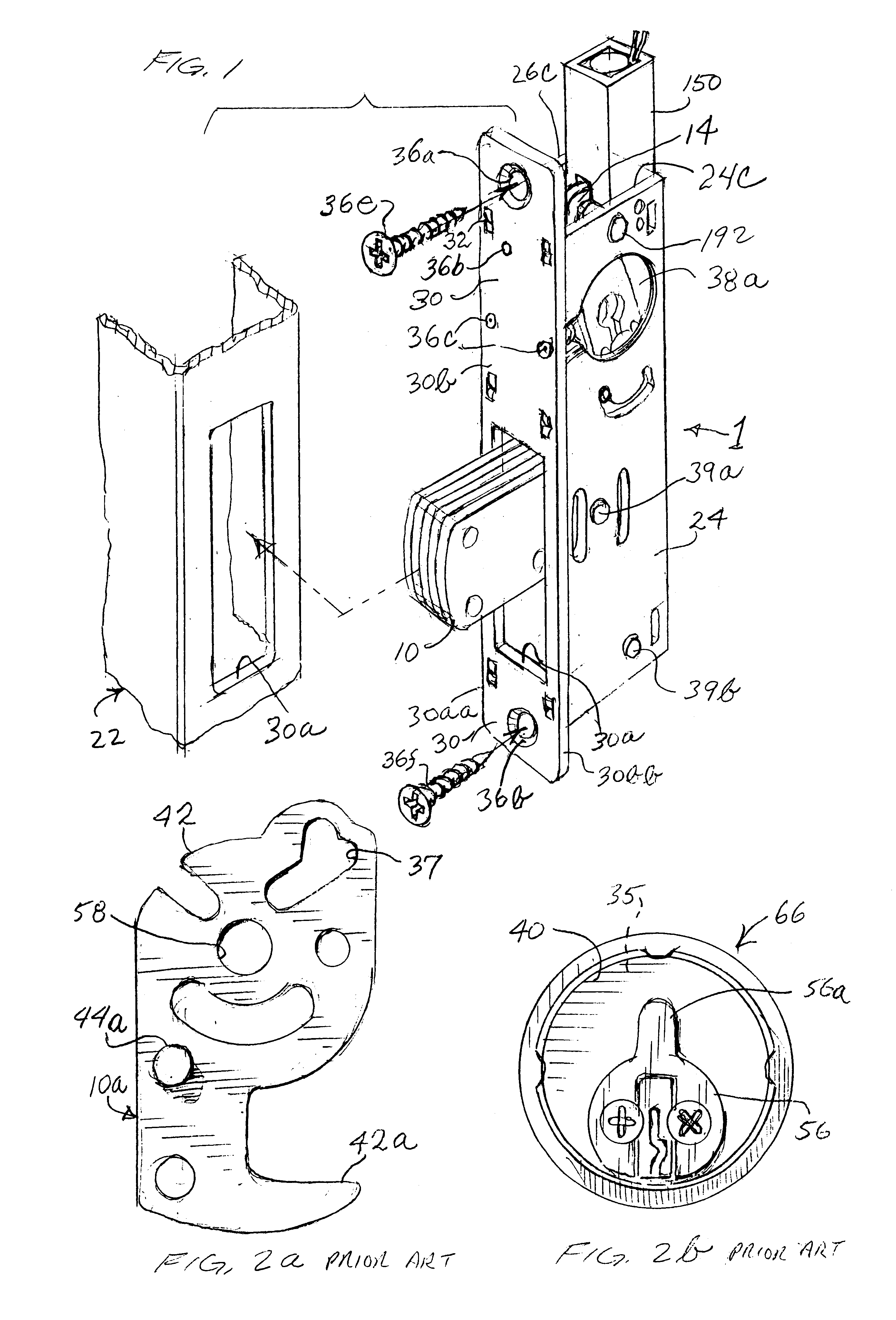 patent us6745603 electromagnetic integrative door locking device patent drawing