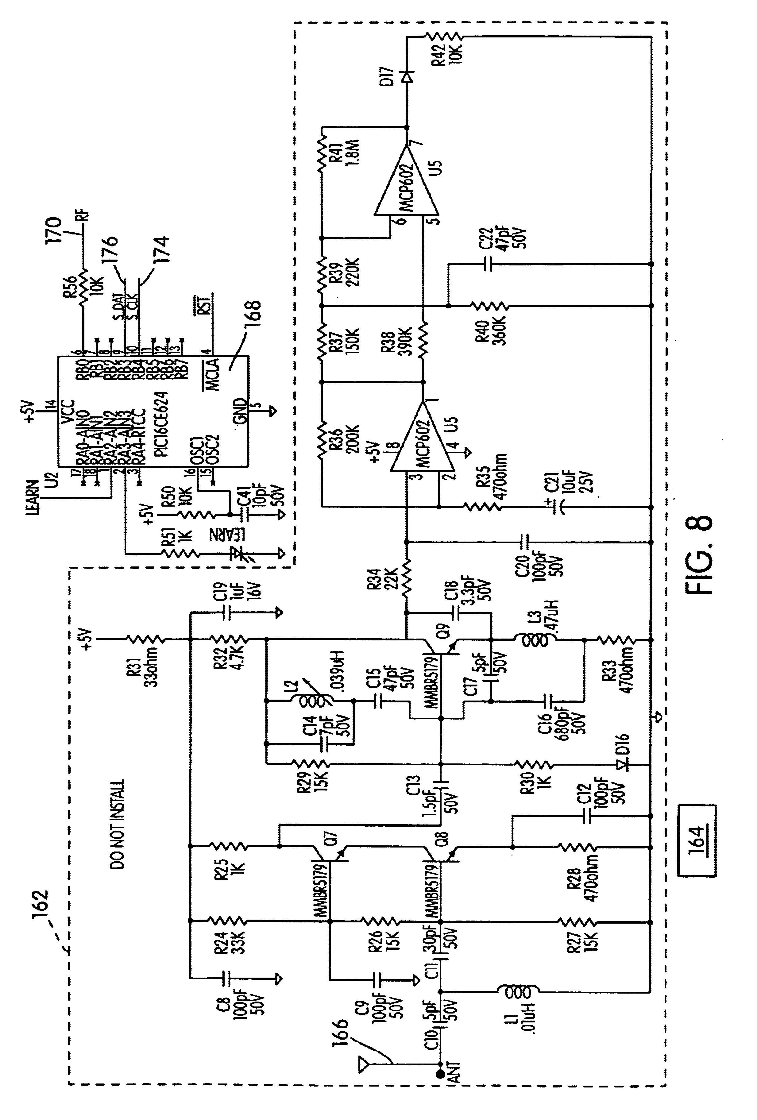 US06751909 20040622 D00007 patent us6751909 automatic door control system google patents dorma es200 wiring diagram at fashall.co