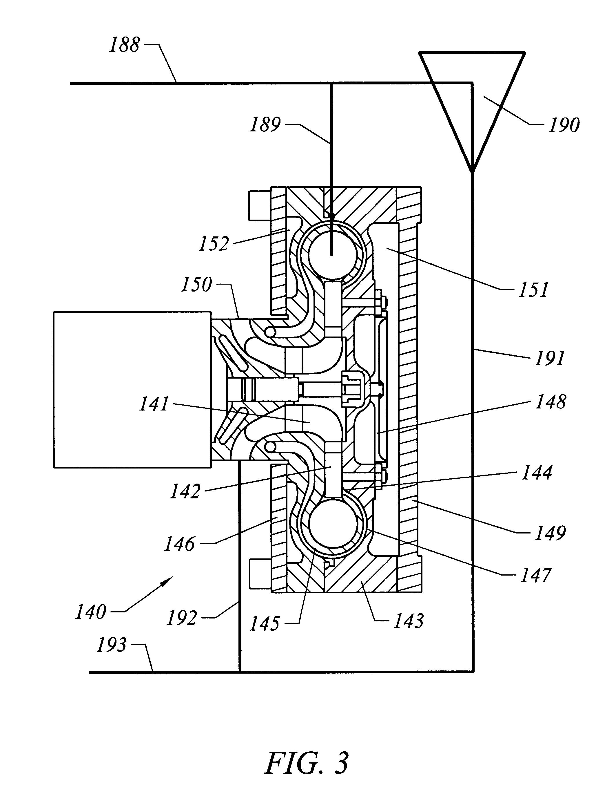 Patent US High efficiency gas turbine power generator