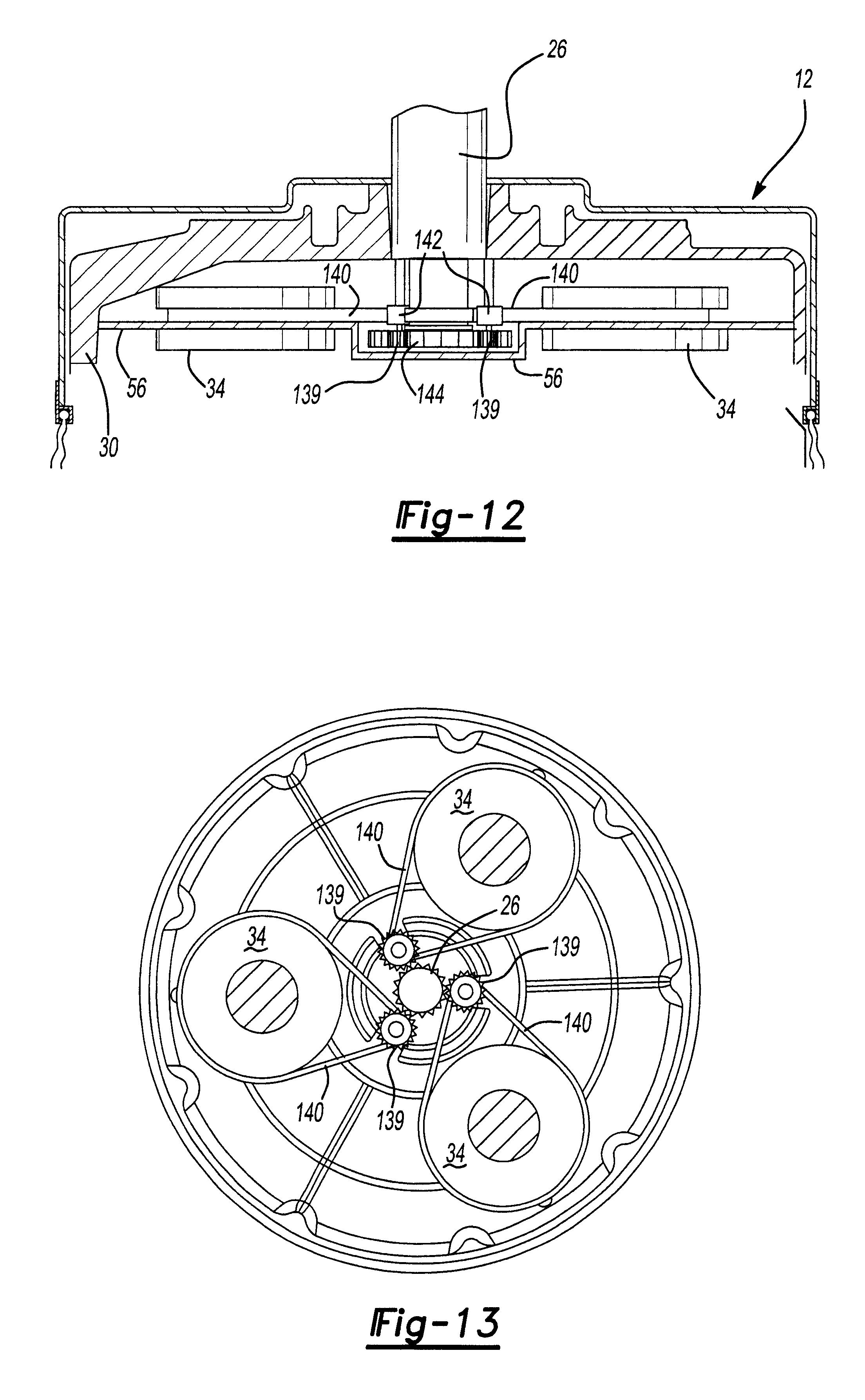 patent us6752707 wood floor sanding machine google