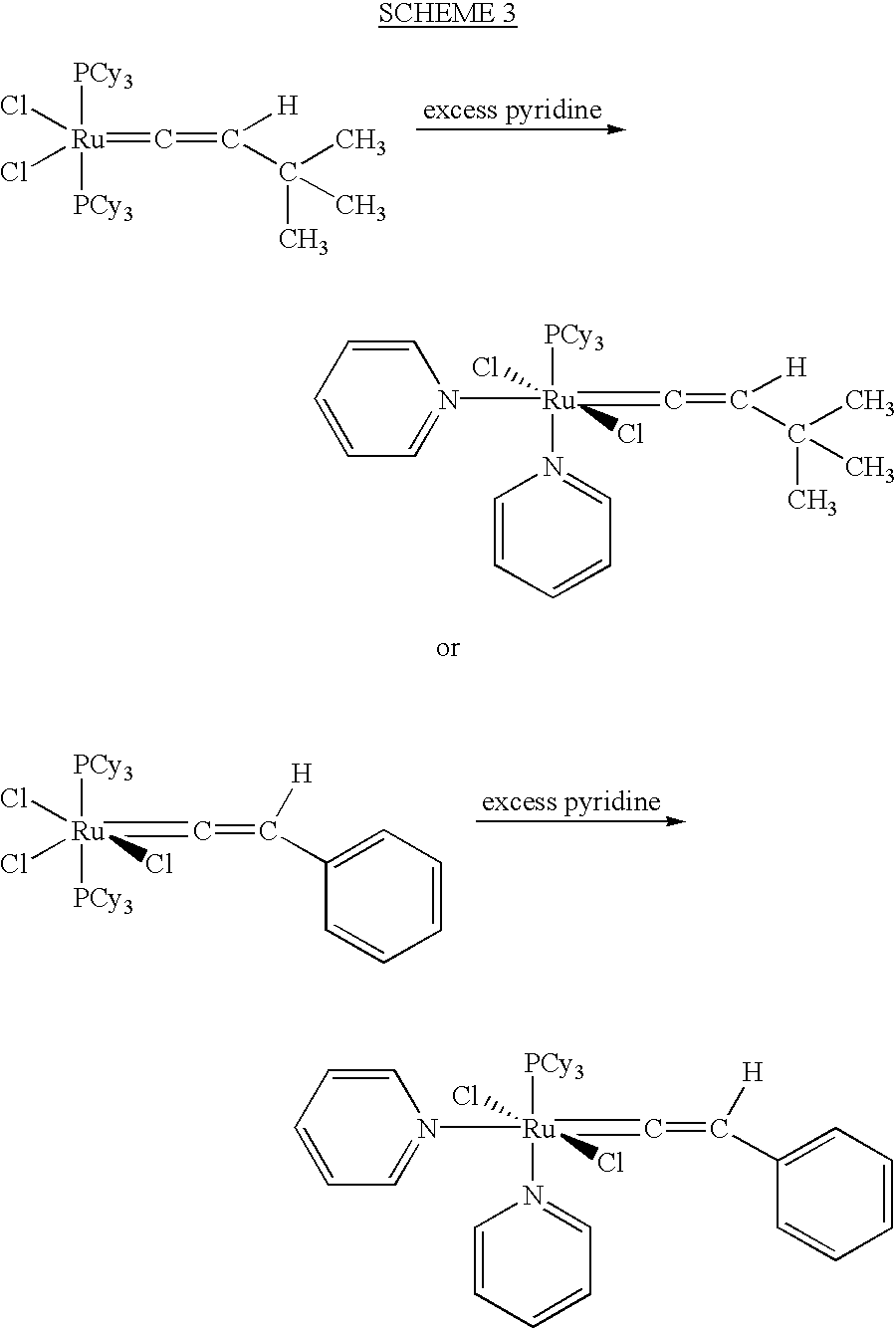 ruthenium carbene metathesis 46 vol 40, no 2 • 2007 evolution and applications of second-generation ruthenium olefin metathesis catalysts handlingthe earlier characteristics grubbs catalysts.