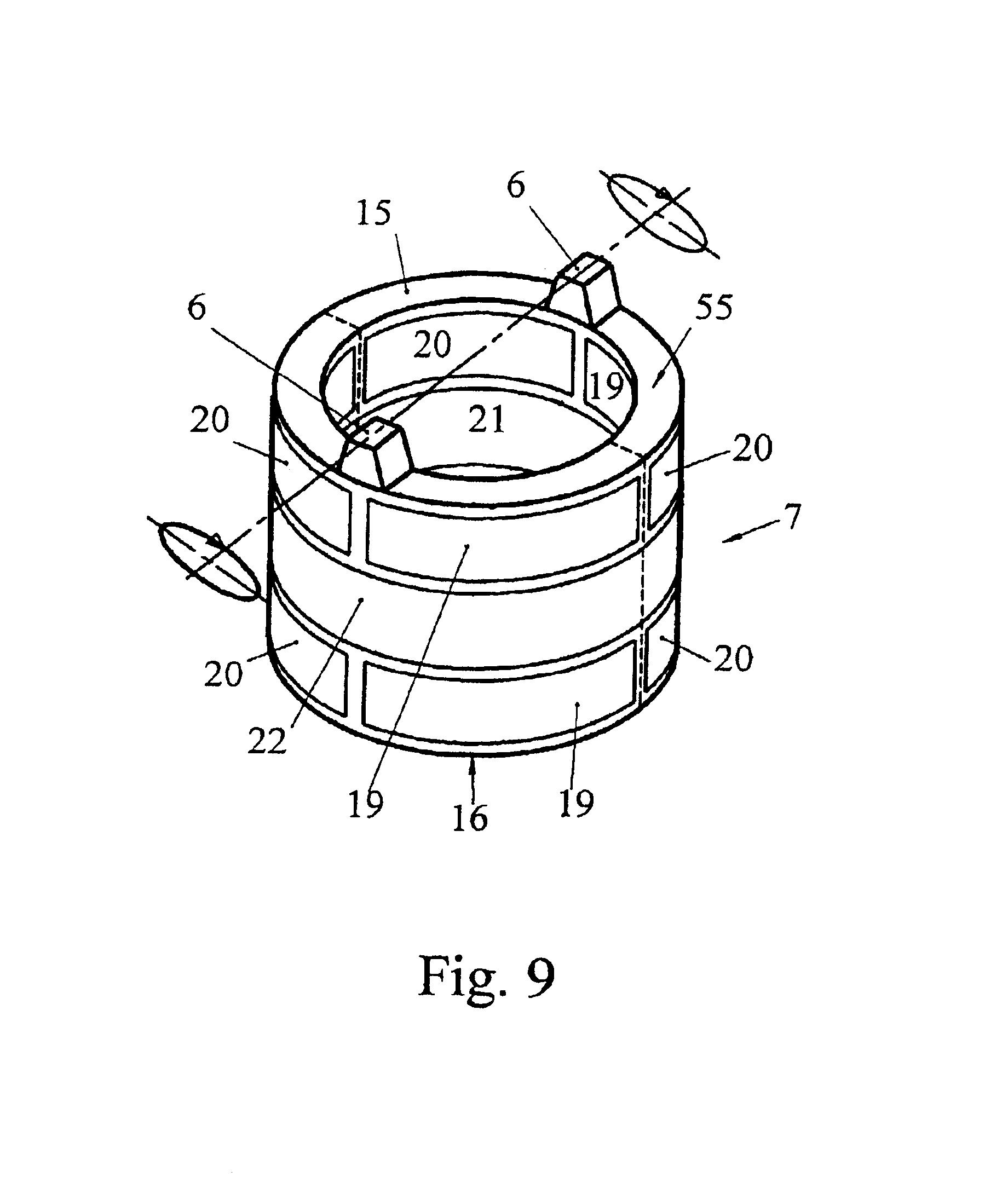 patent us6765335 piezoelectric adjusting element google patents