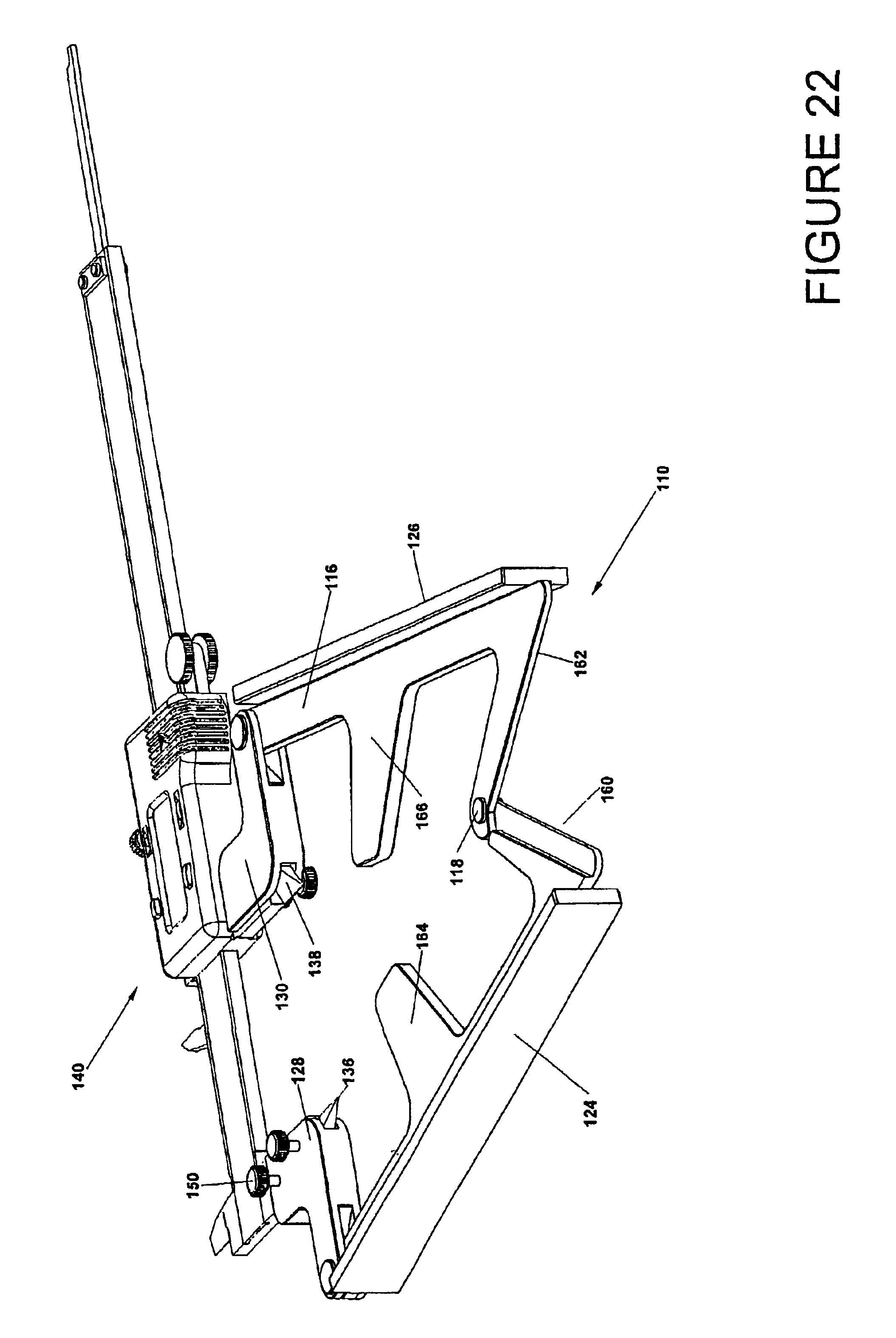 Linear Measuring Devices : Patent us tool to measure and set angles using