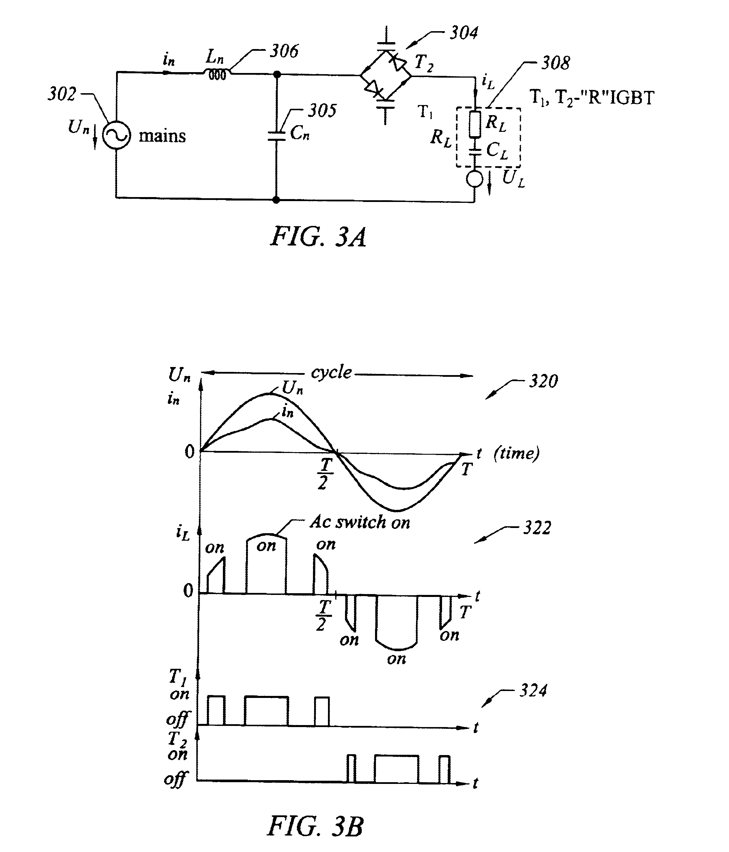 Patent Us6771056 Ac Controller With Reverse Blocking Igbt Google Switch Drawing