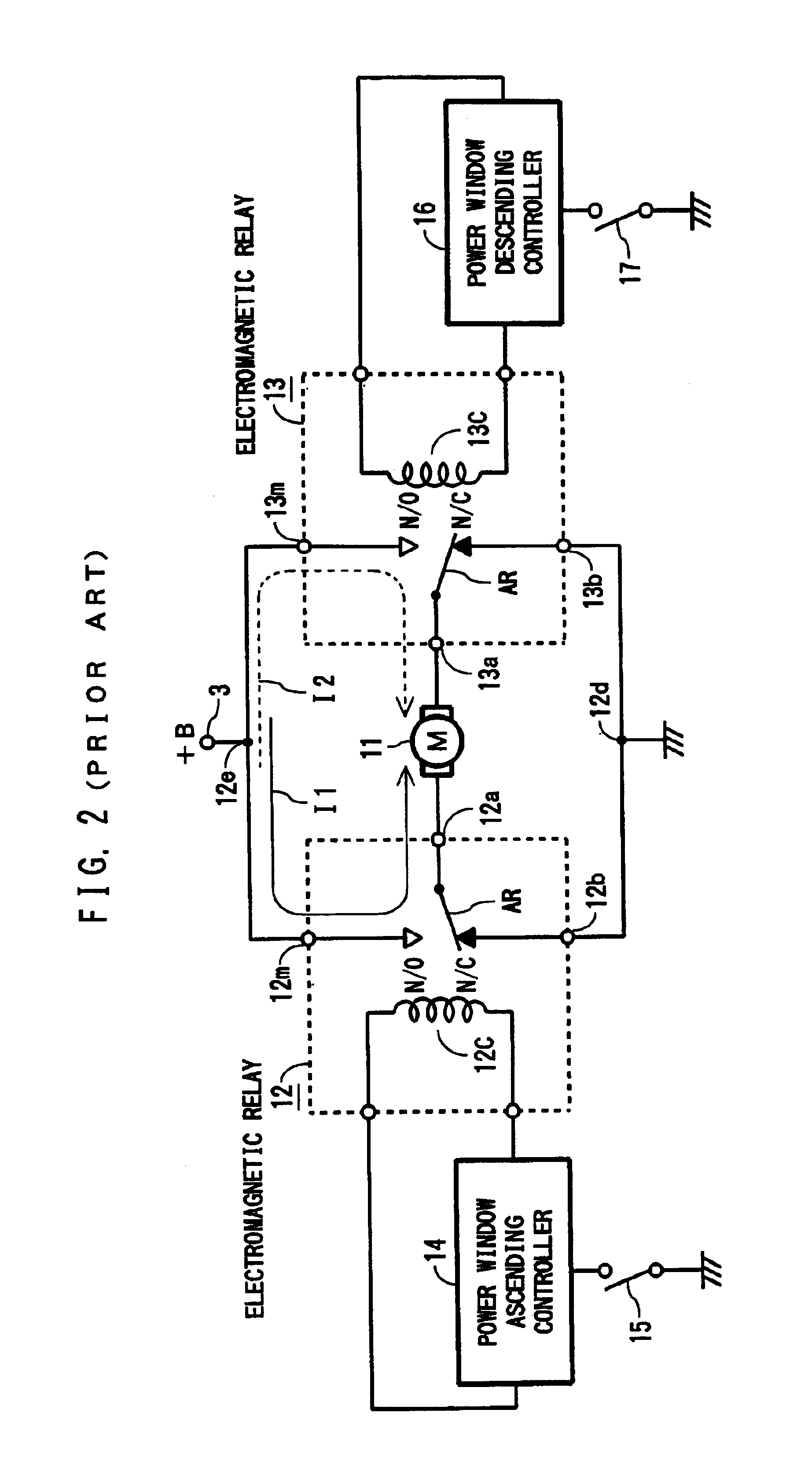 Patent US Electromagnetic Relay Google Patents - Diagram of electromagnetic relay