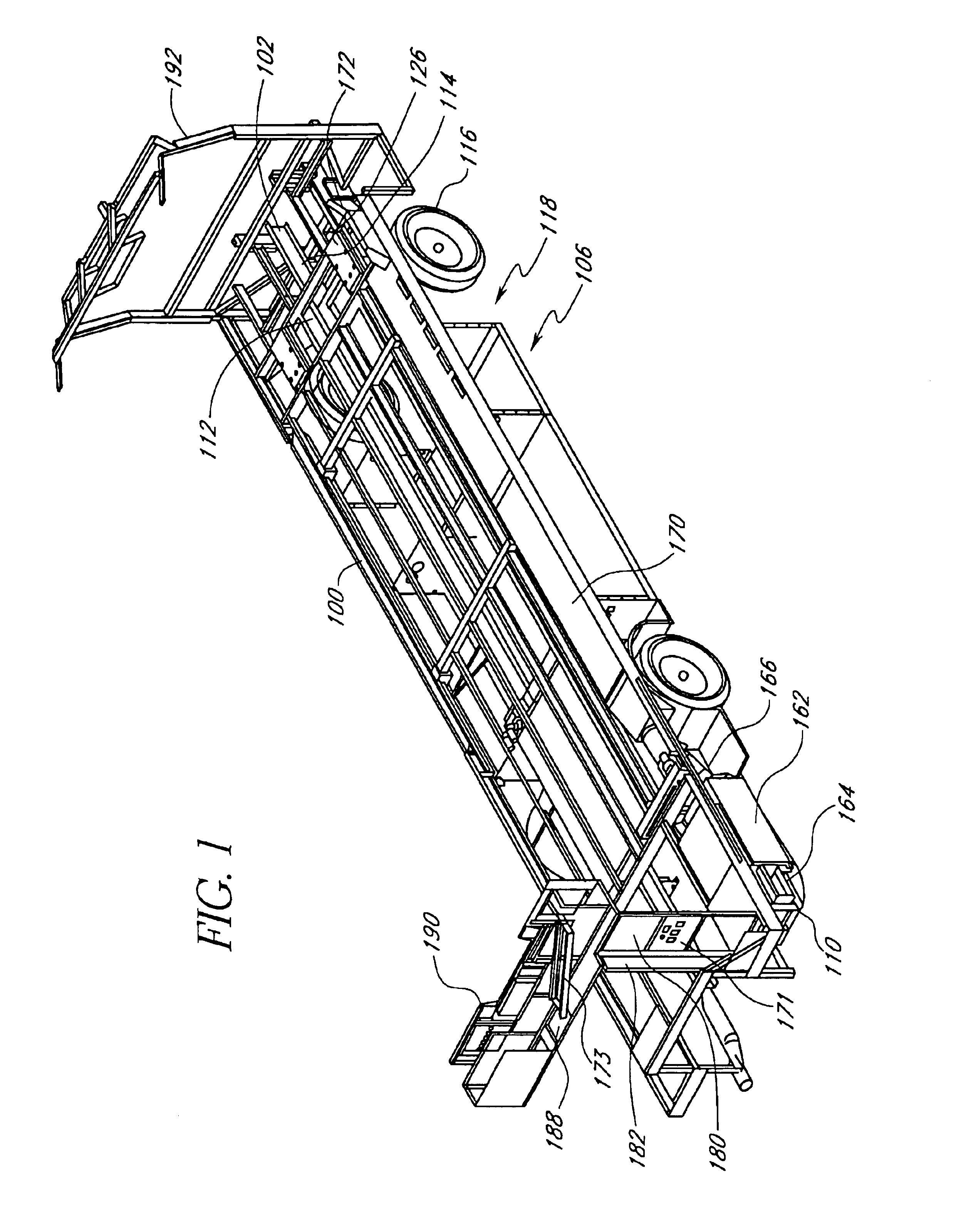 Patent US6776451 Motorhome HVAC system   Patentler #343434