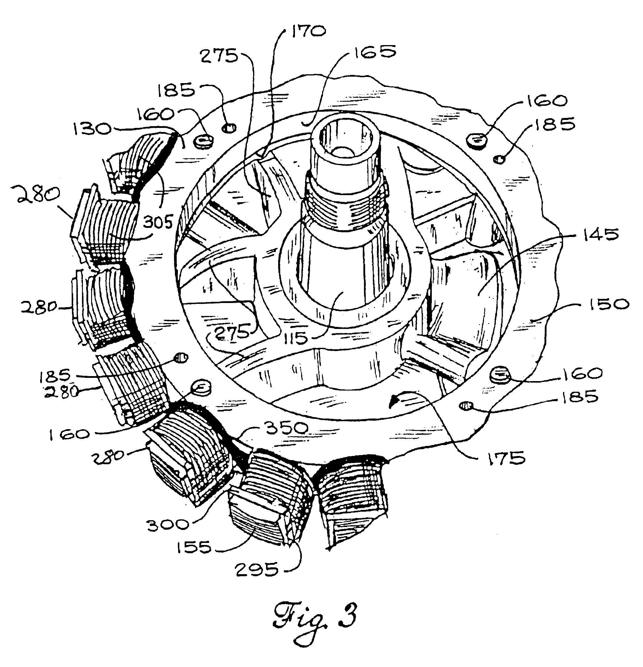 engine combustion phase diagram
