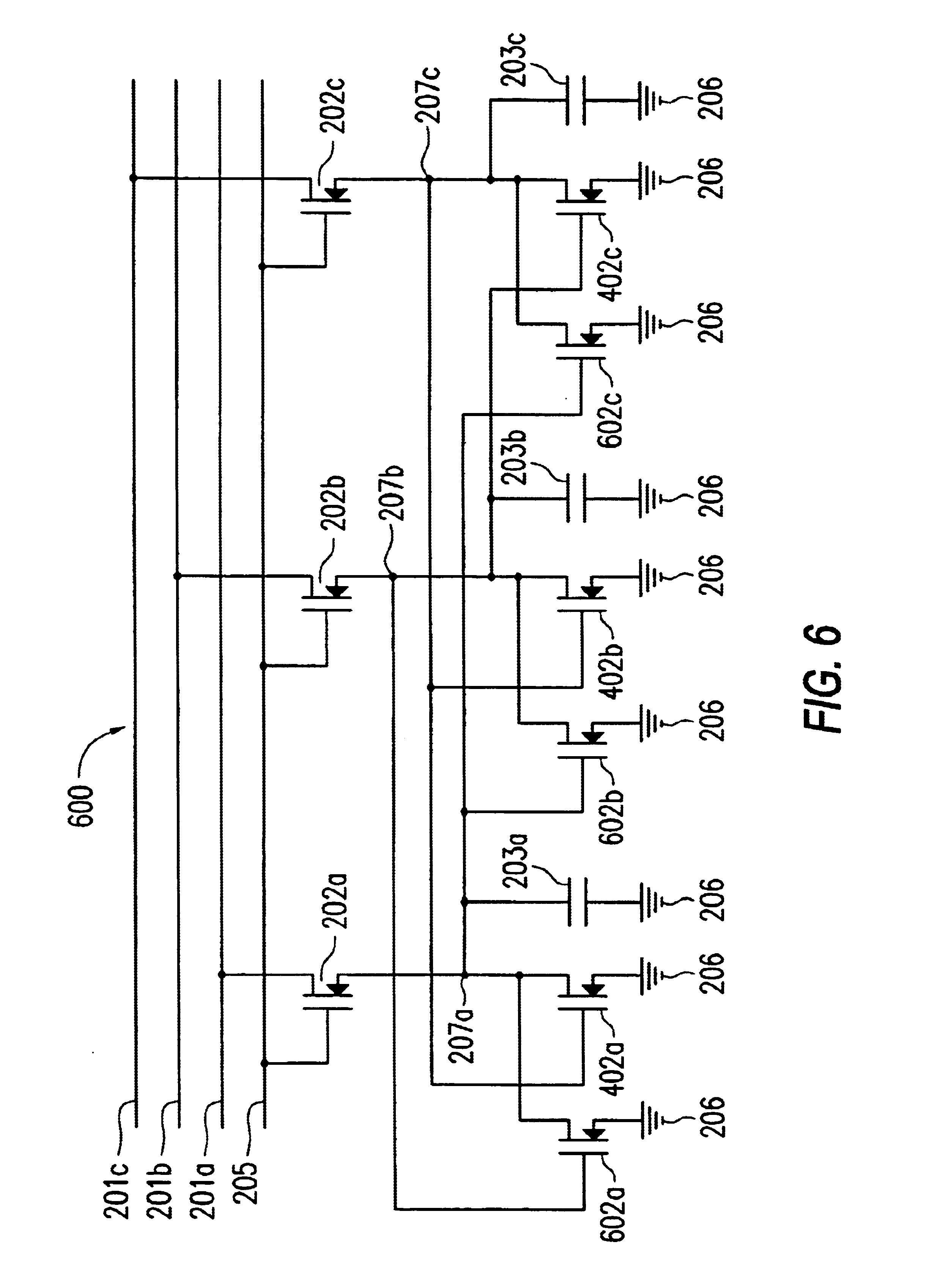 Patent Us6781856 Tertiary Cam Cell Google Patents 800 Mobile Phone Logical Circuit Principle Diagram Controlcircuit Drawing