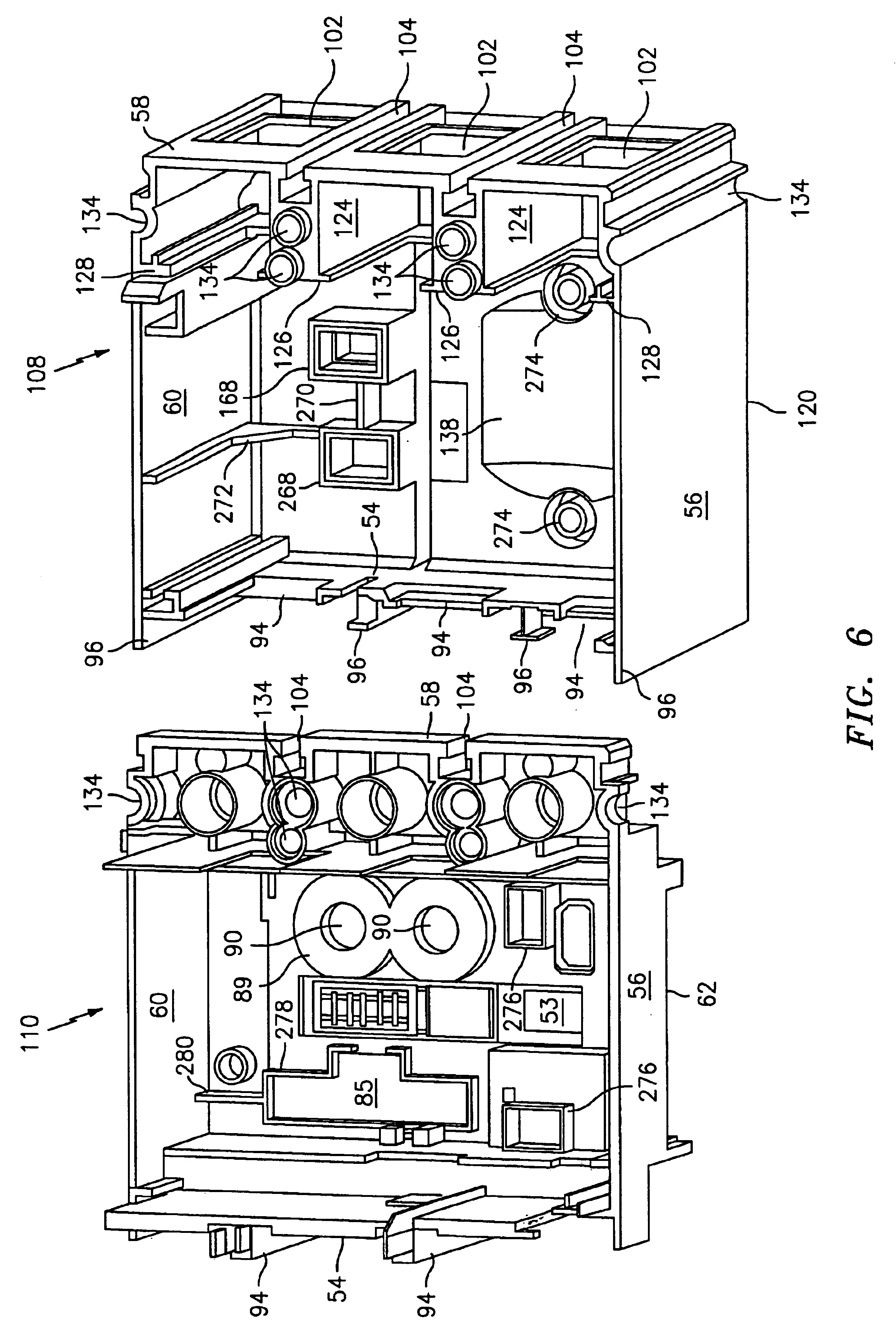 patent us6784770 - earth leakage detection device