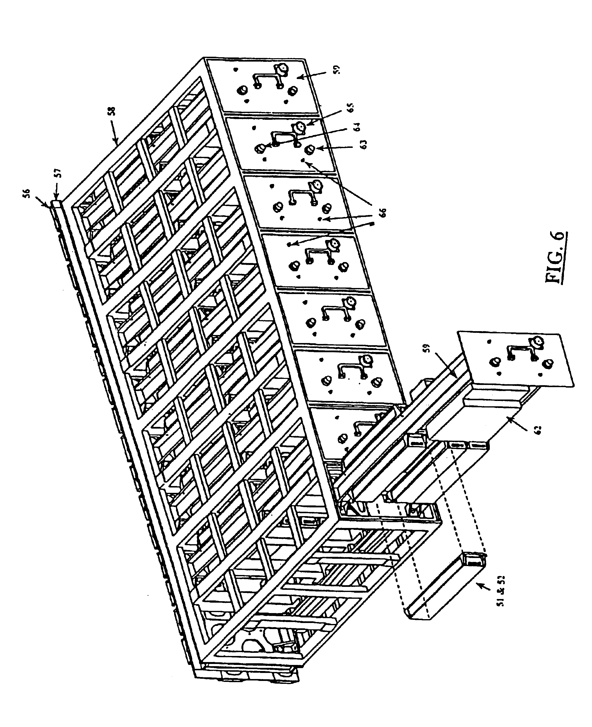patent us6784837  receiver module for active