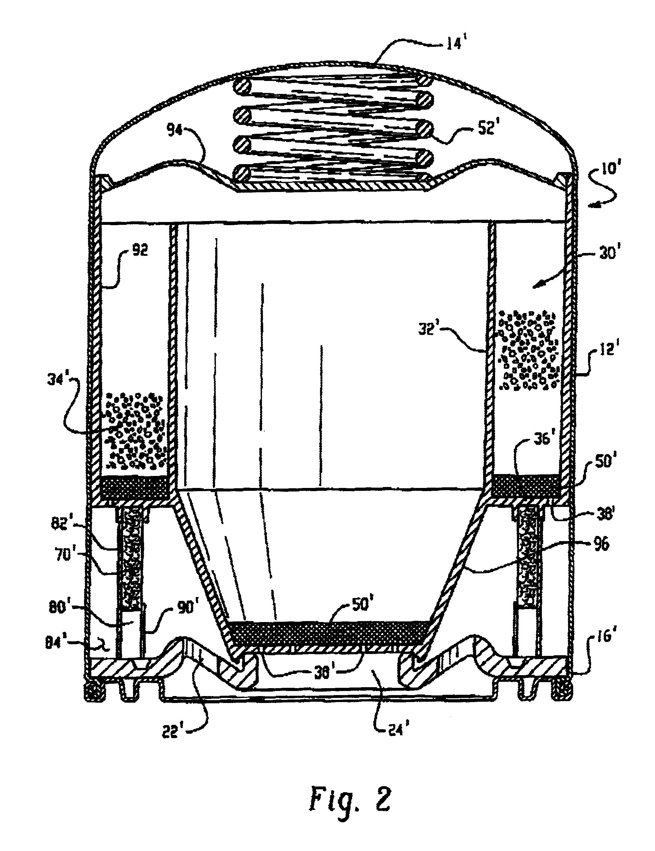 patent us6786953