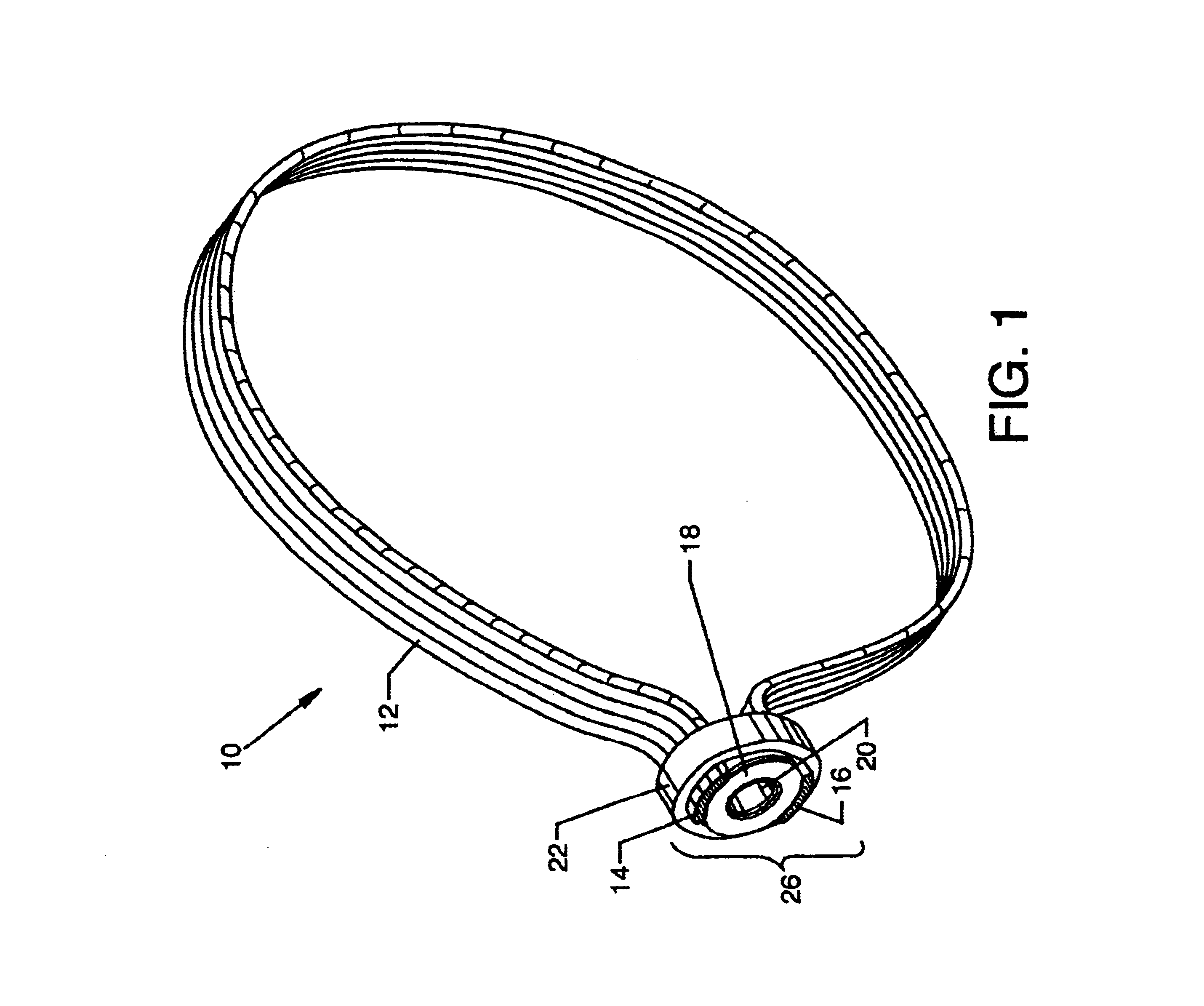 Patent us6792712 fishing line leader holder system for Fishing line leader