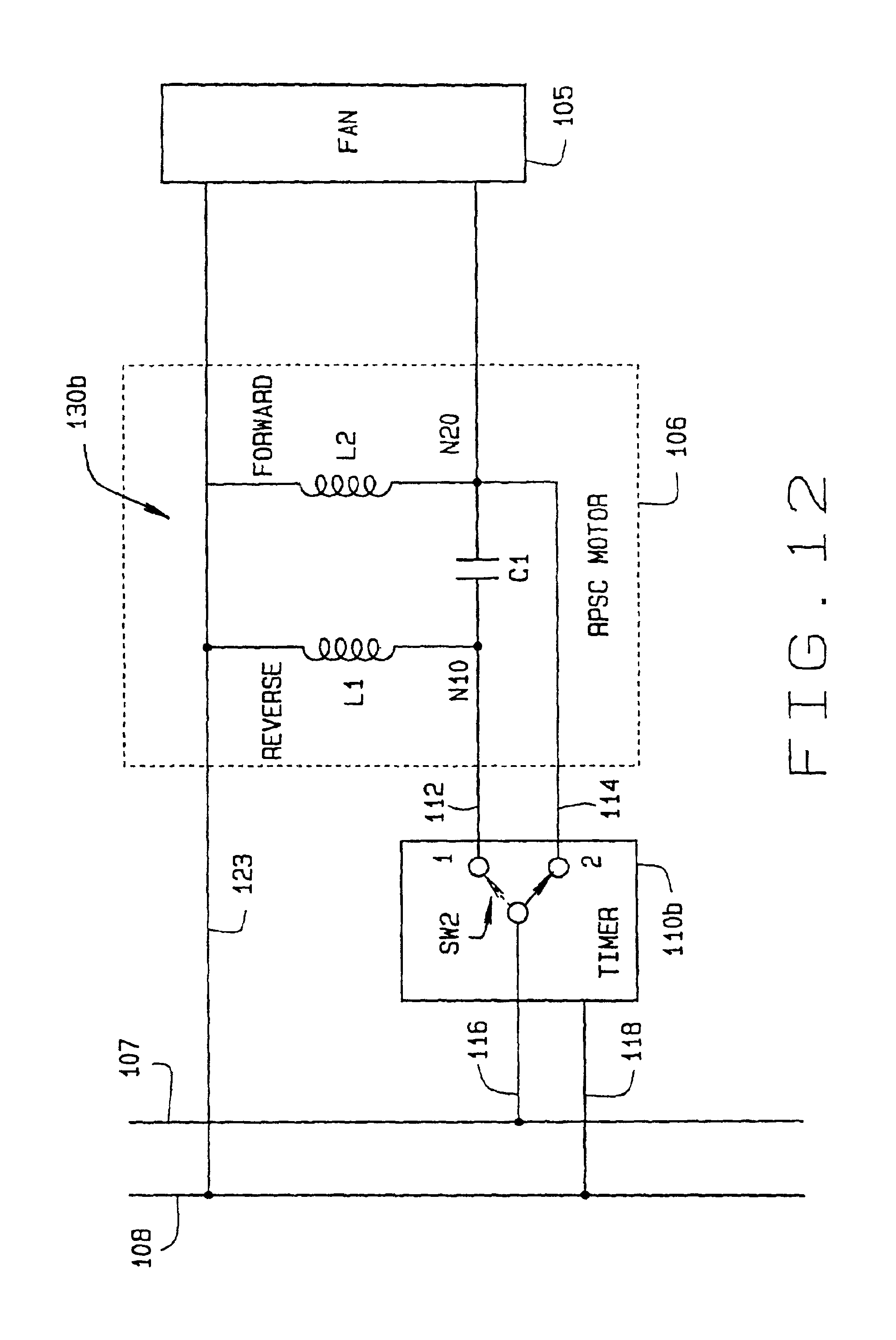 US06792769 20040921 D00008 patent us6792769 cleaning system for refrigerator condenser True Cooler Wiring Diagrams at fashall.co