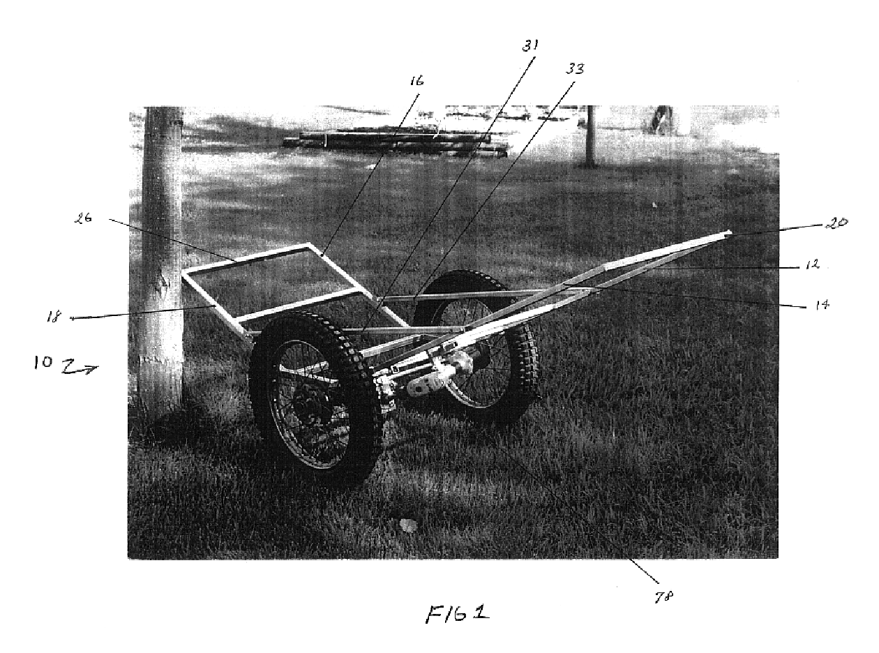 Patent Us6793236 Motorized Game Cart Google Patents