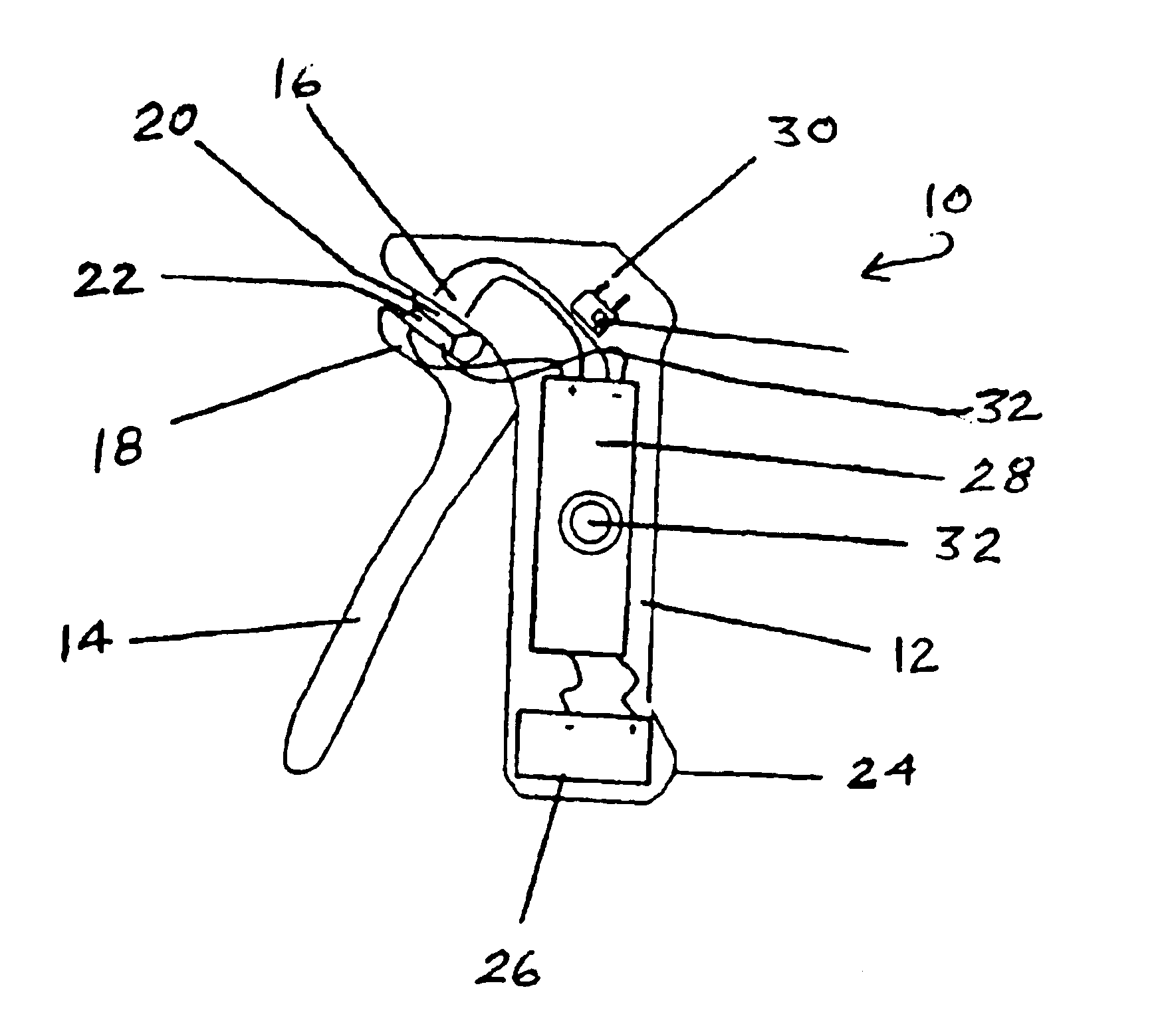 Patent Us6793750 Hand Held Fishing Line Welder Google