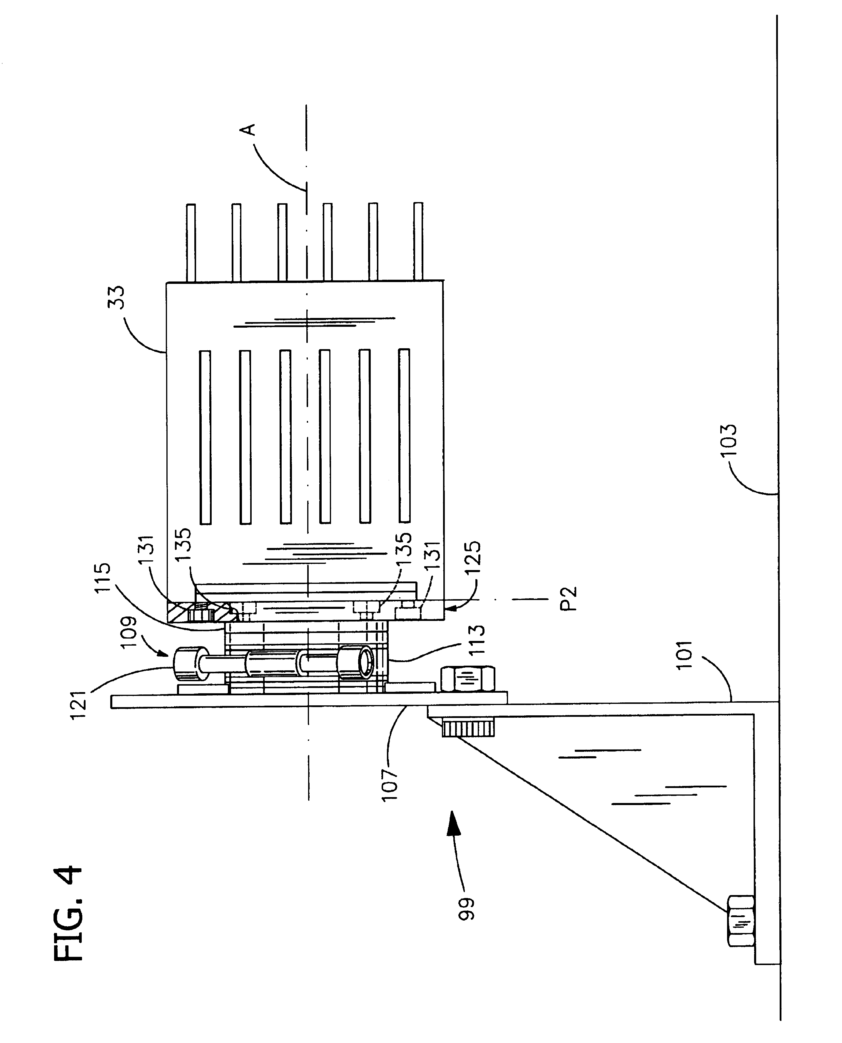 patent us6799629 - cooling apparatus for a multiplexed capillary electrophoresis system