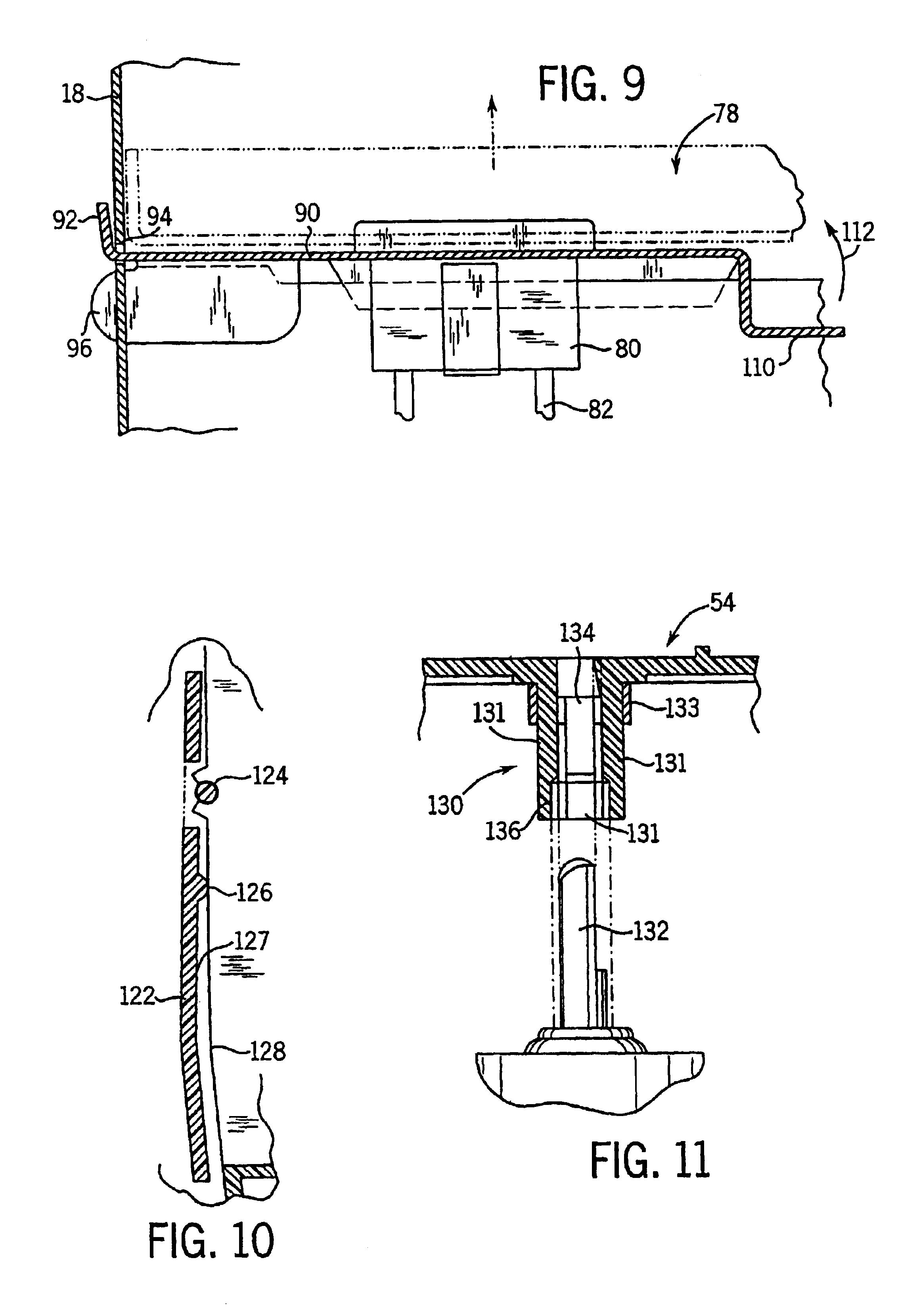 Emerson pryne bathroom exhaust fan - Patent Drawing