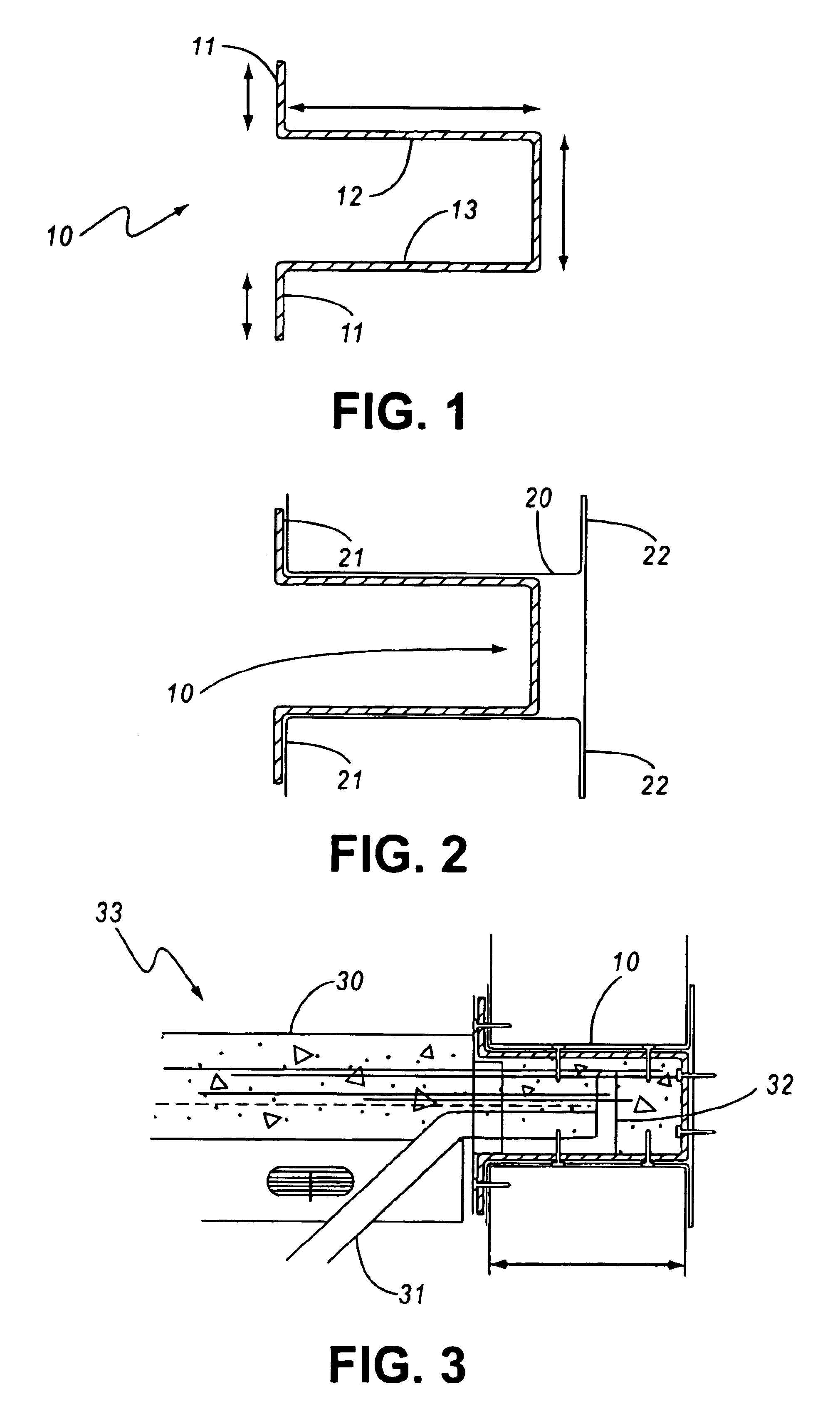patent us6807790 ring beam lintel system google patents